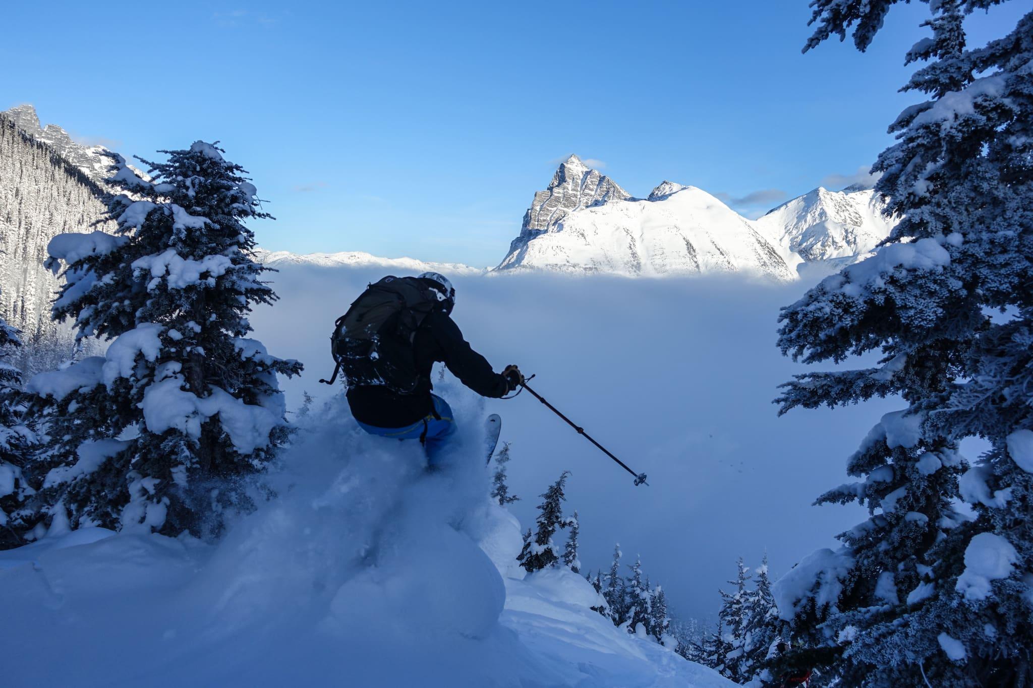 Anton tester alpin/topptur