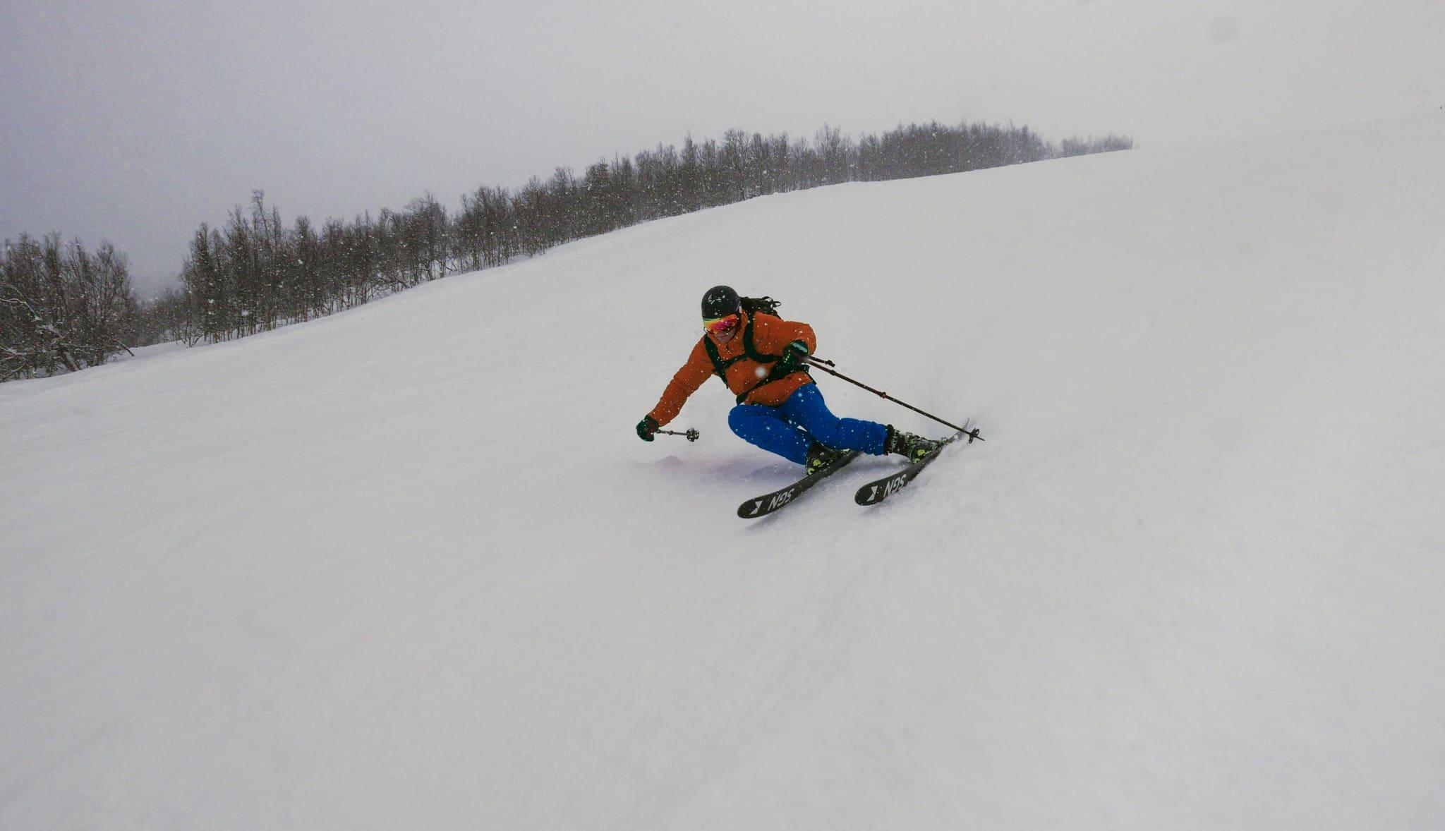 Anton Sport Tester Kjus Formula