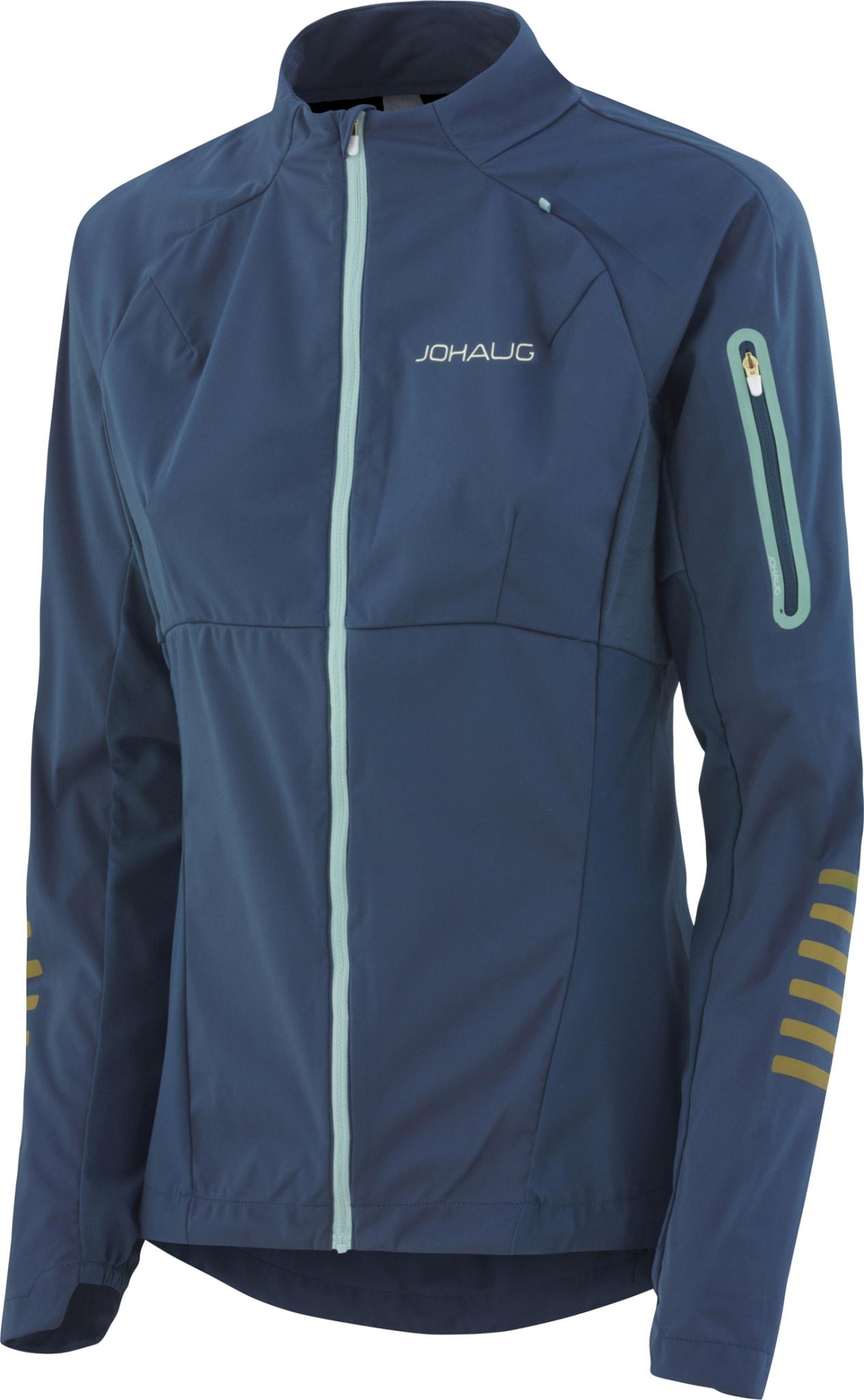 8d094b46 Superlett løpejakke for kjøligere vår- og sommerdager. Johaug. Discipline  Jacket