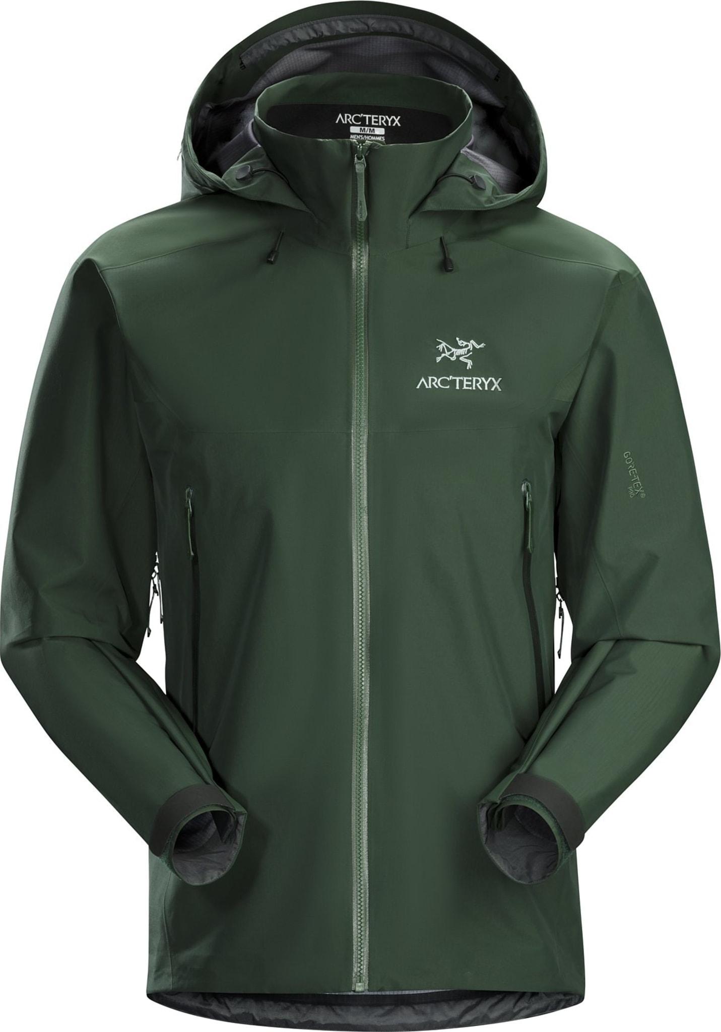 b5fe8be4 Lett og pakkvennlig, vanntett GORE-TEX Pro-jakke