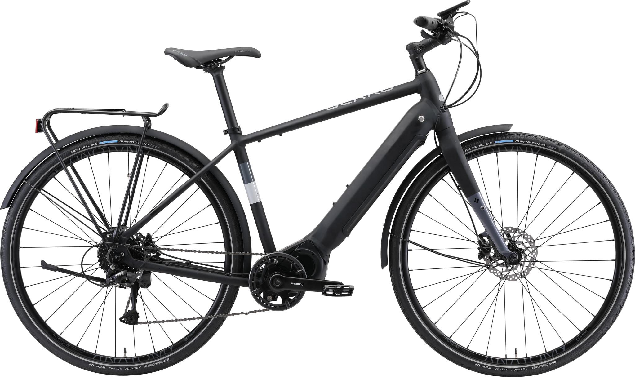 El-hybrid for tur, transport og pendling