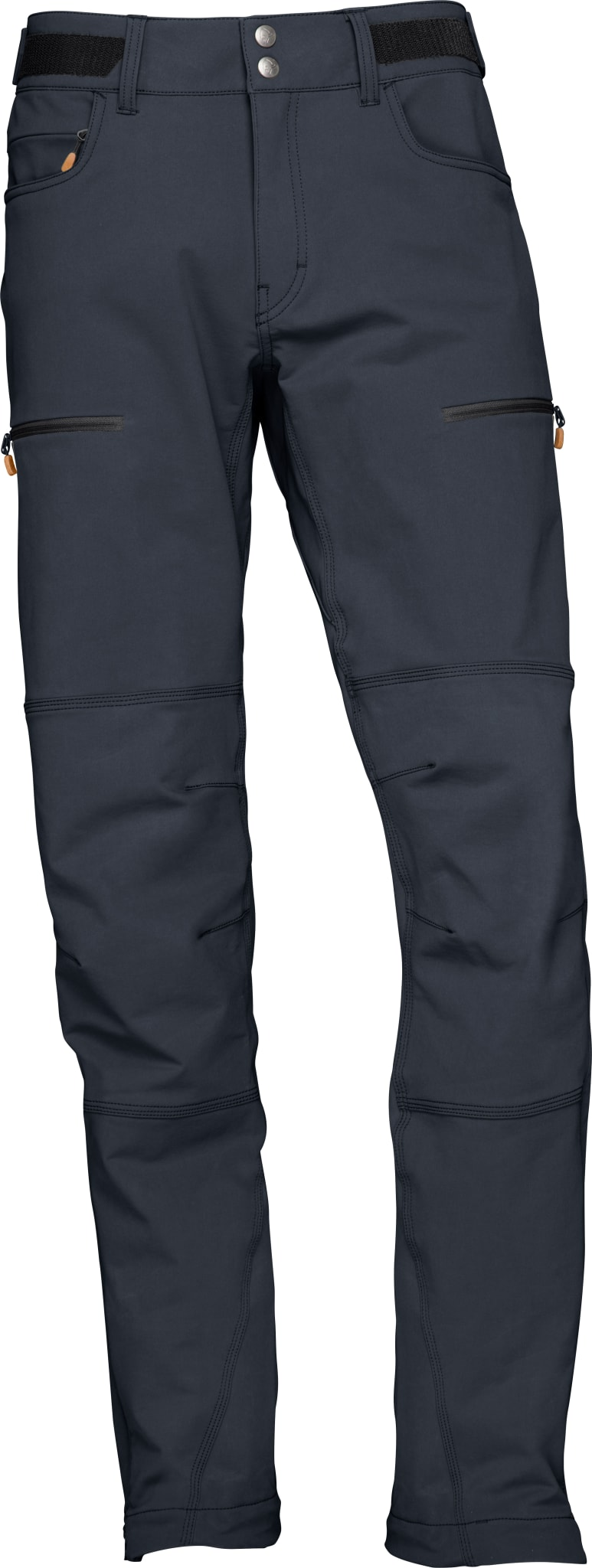 186b57f4 Allsidige, middels tykke soft shell-bukser til et variert friluftsliv.  Norrøna. Svalbard Flex1 Pants M