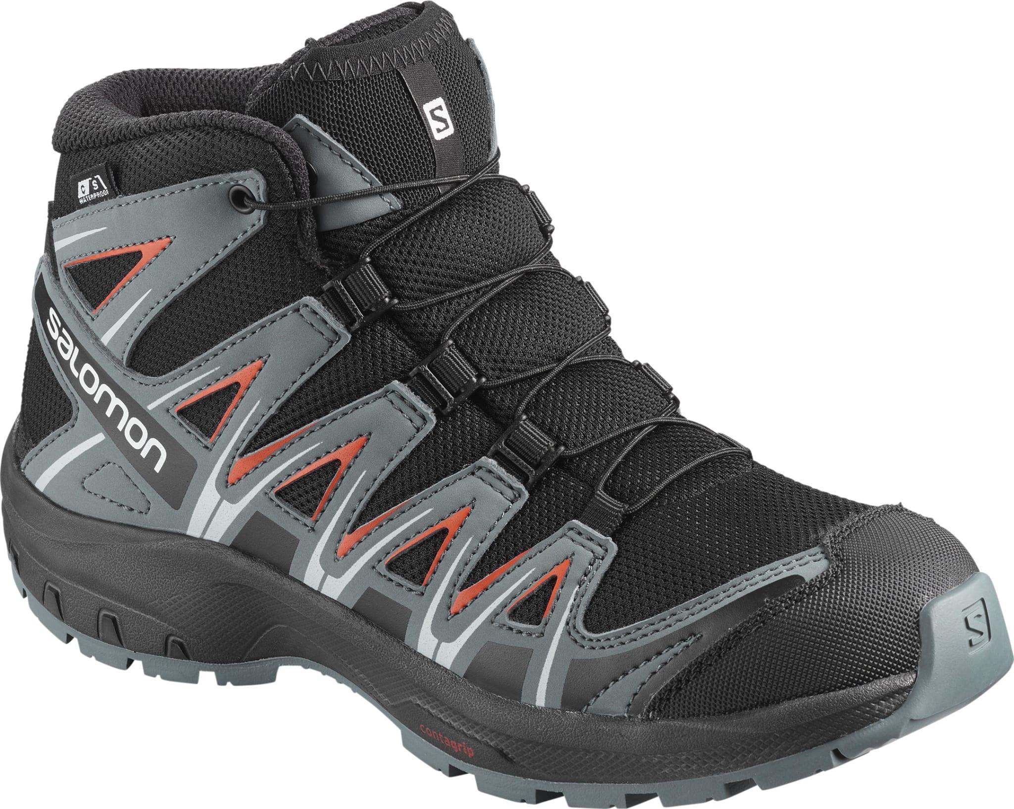 f26d125a Vantett, stabil og slitesterk sko til junior