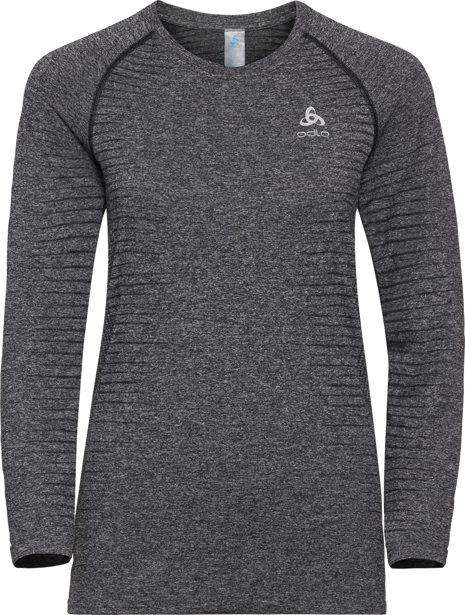 T-shirt LS Seamless W