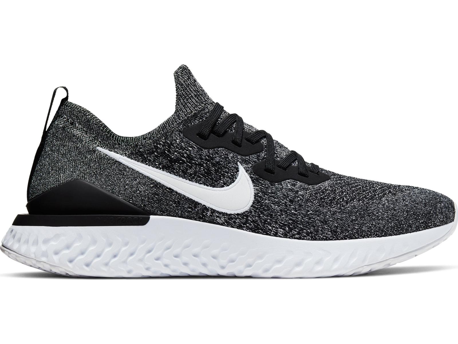 Nike Epic React Flyknit 2 Running Shoes BlackSapphire