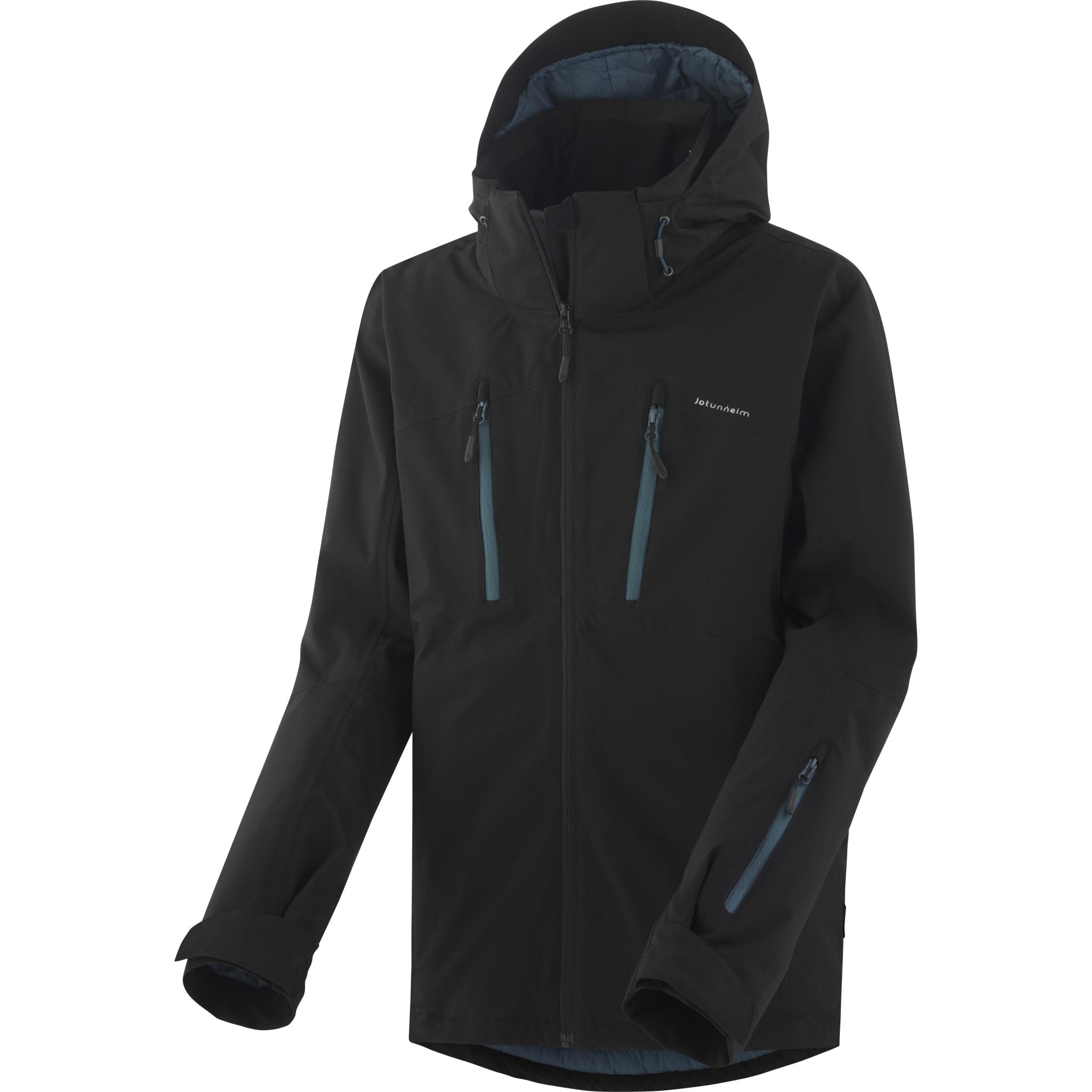 Vind- og vanntett jakke for alle slags vinteraktiviteter