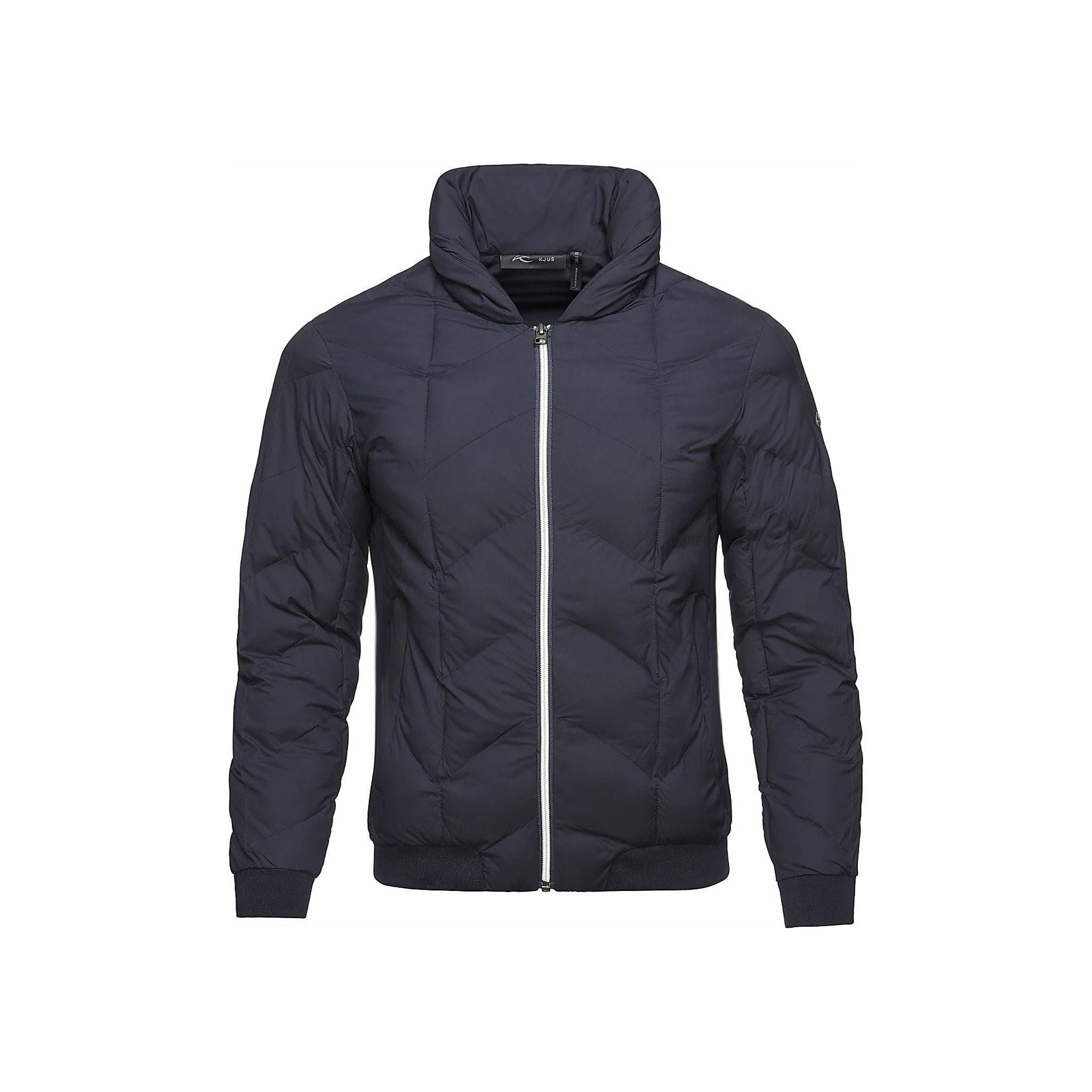 Bomber-inspirert jakke i klassisk Kjus komfort og kvalitet