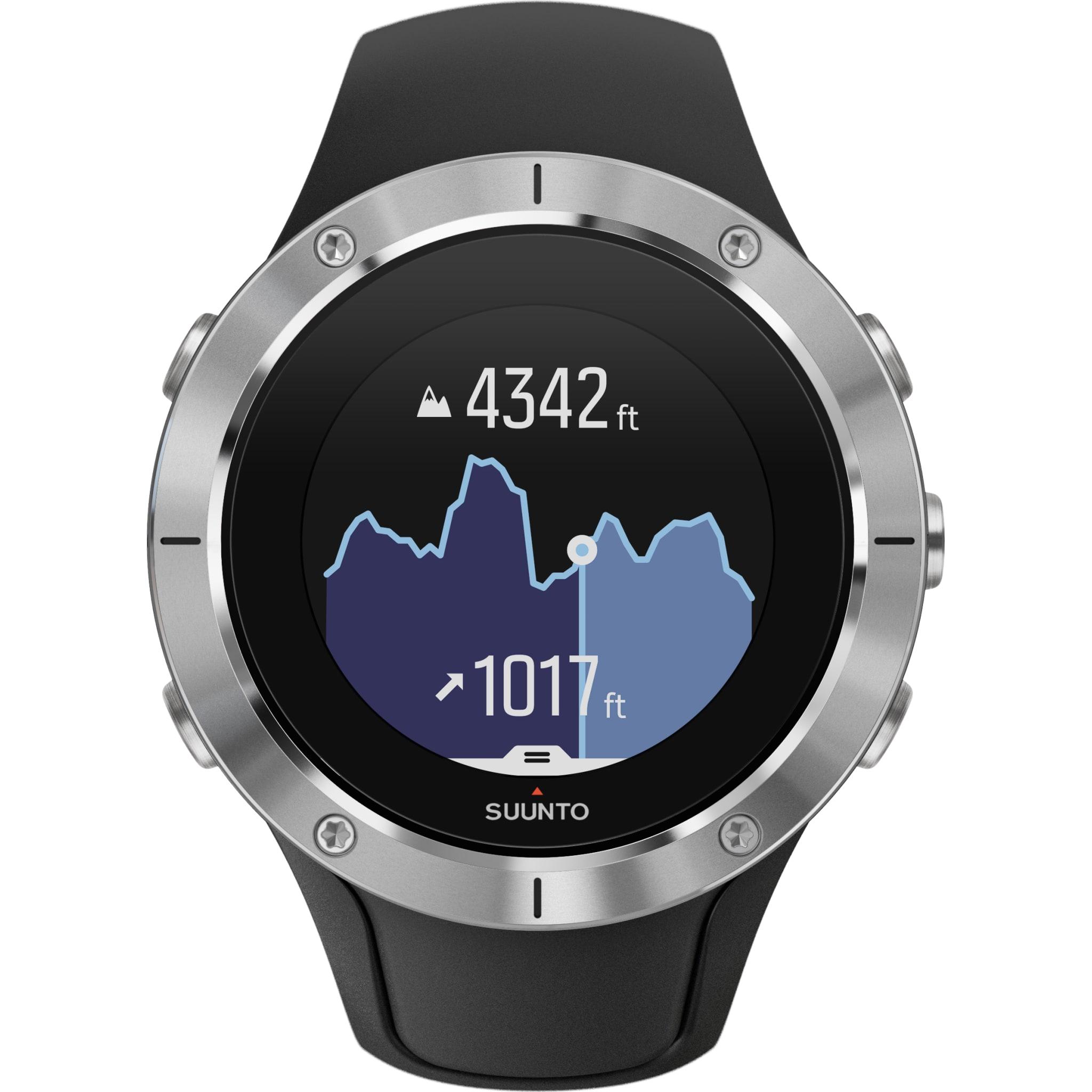 GPS-klokke med håndledd-basert pulsmåler