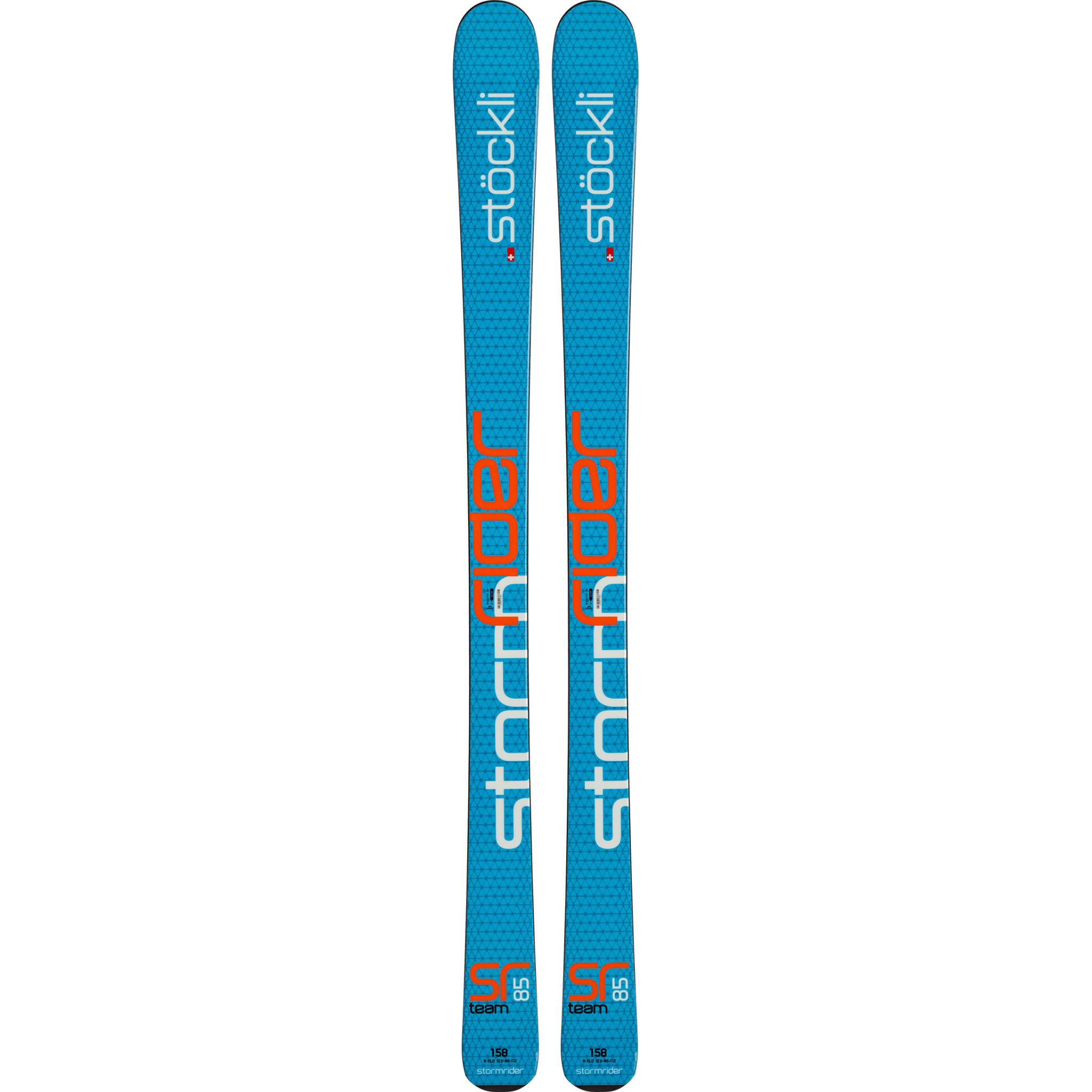 Perfekt ski for å lære seg å kjøre i pudder