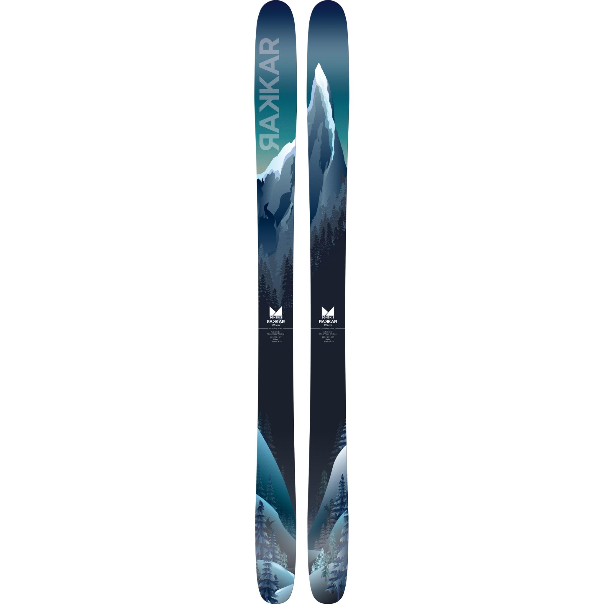 En ski du blir skikkelig glad i!