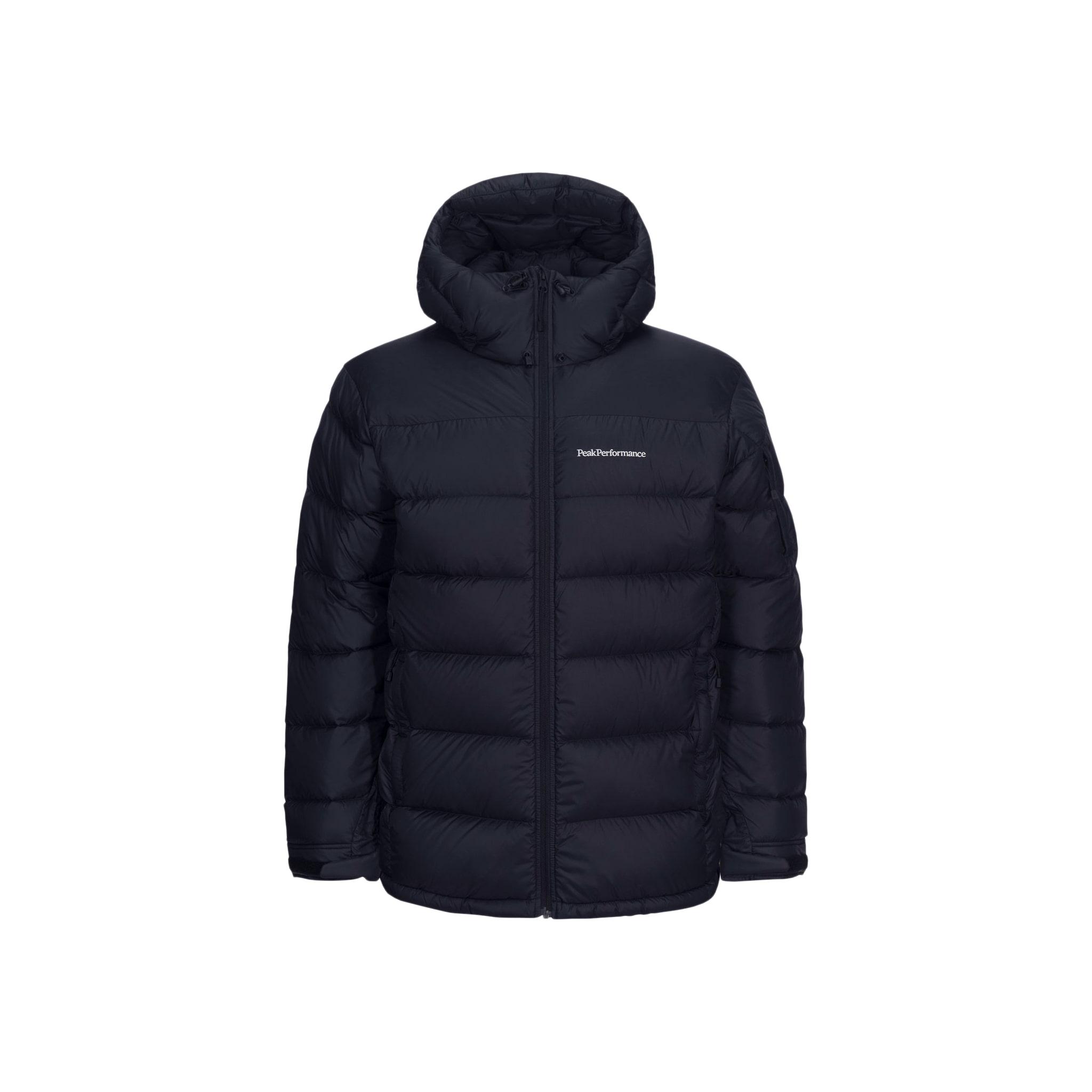 En lett og myk jakke som er en ren glede å ha på seg