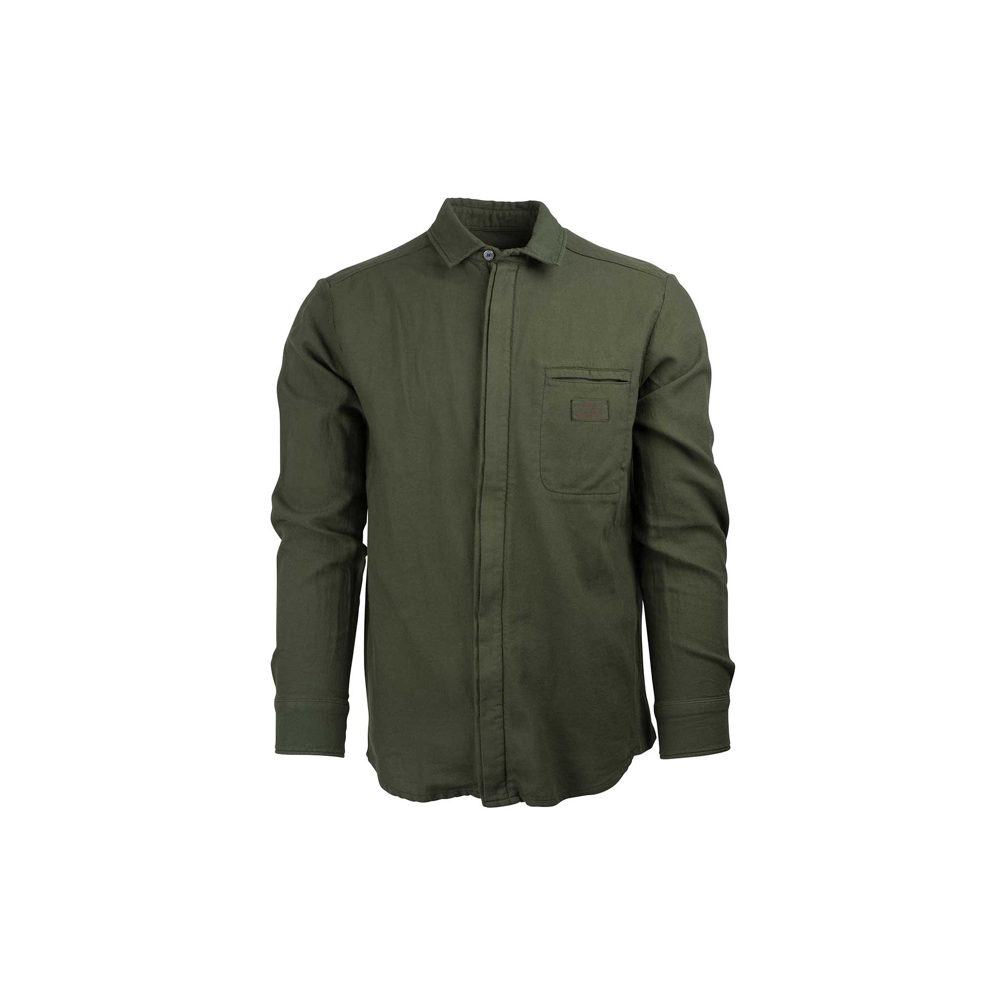 Vagabond Shirt Garment Dyed Mens