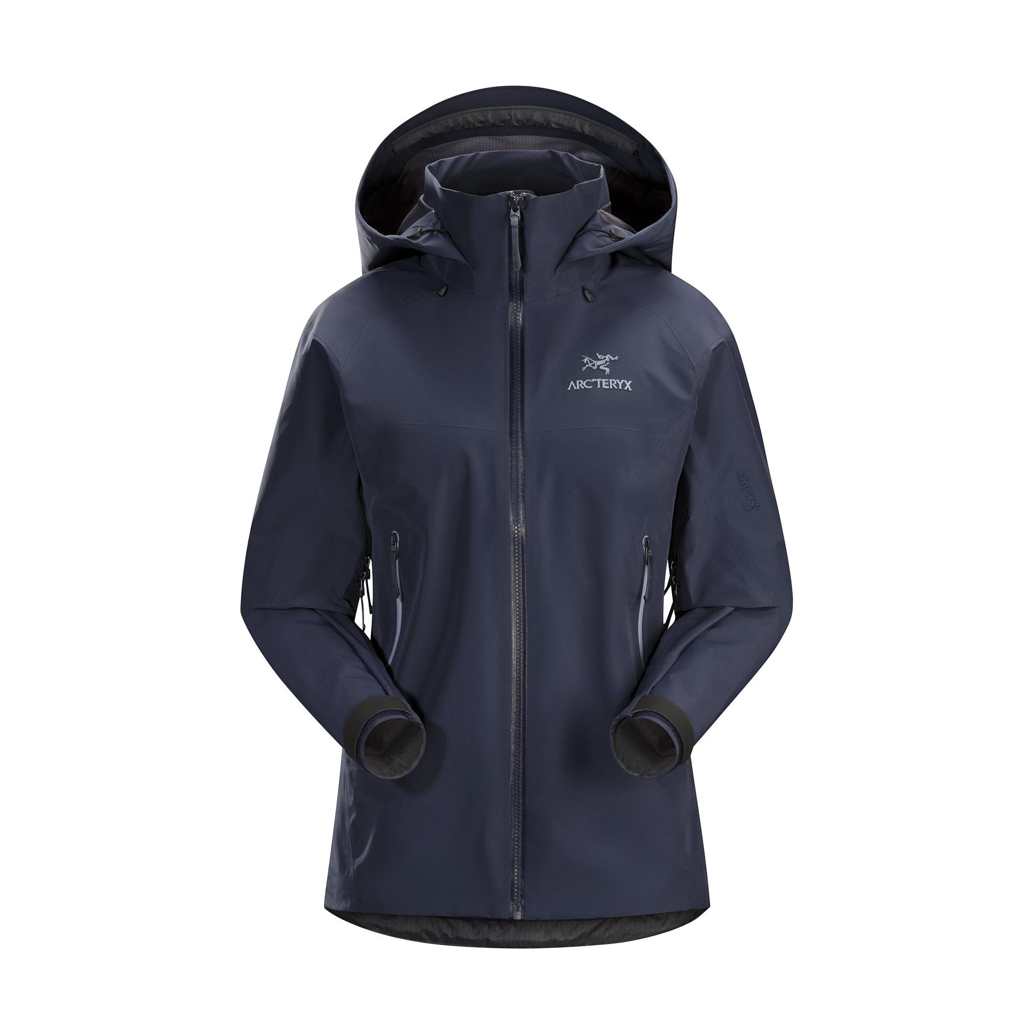Lett og pakkvennlig, vanntett GORE-TEX Pro-jakke