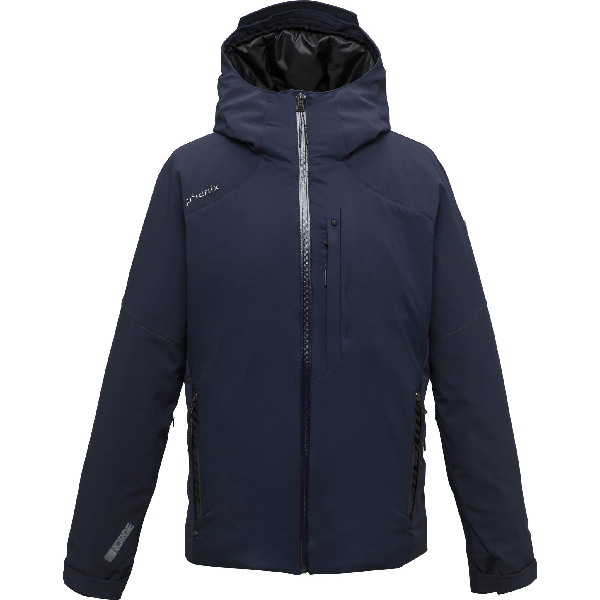 Norway Alpine Down Hybrid Jacket