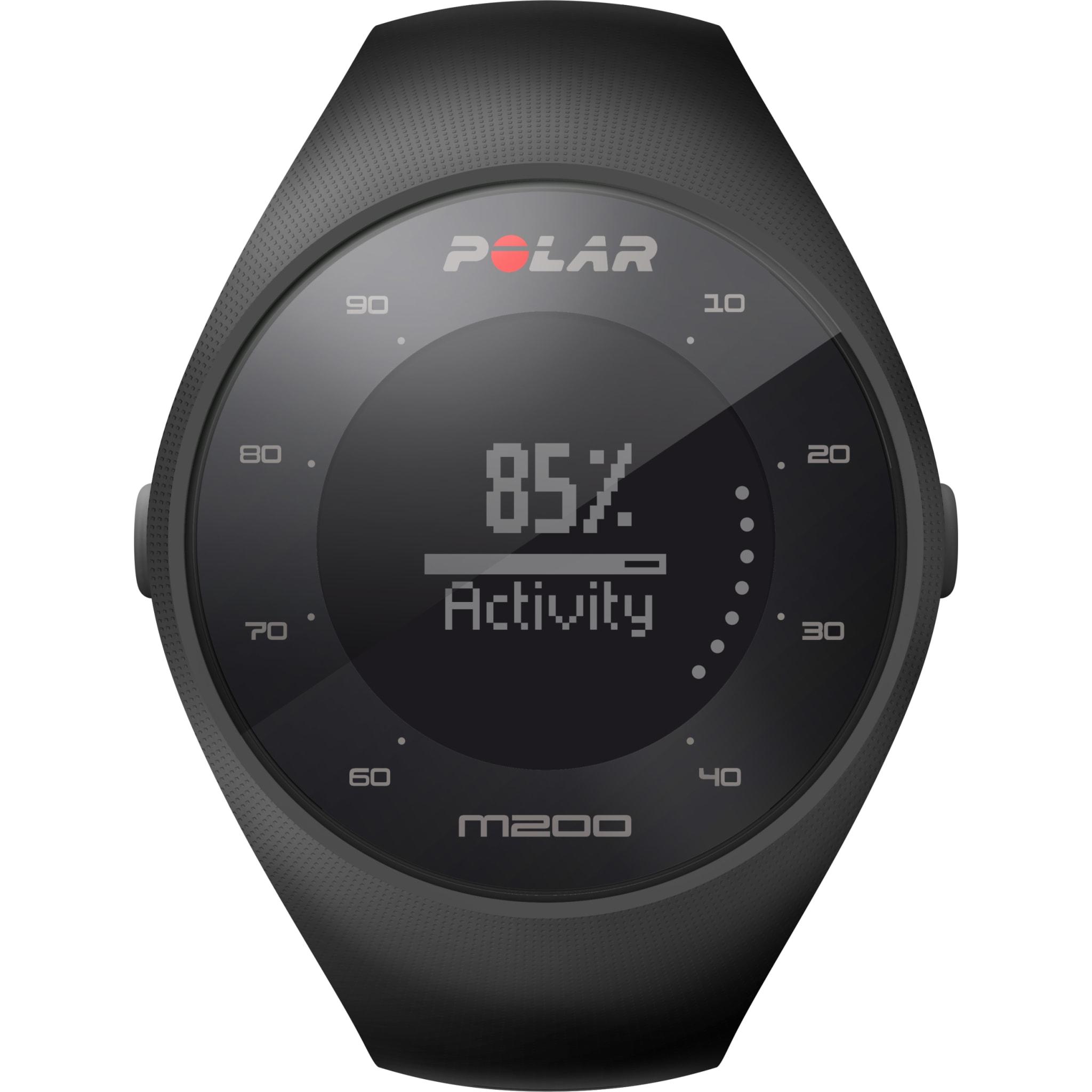 GPS-løpeklokke med pulsmåling på håndleddet