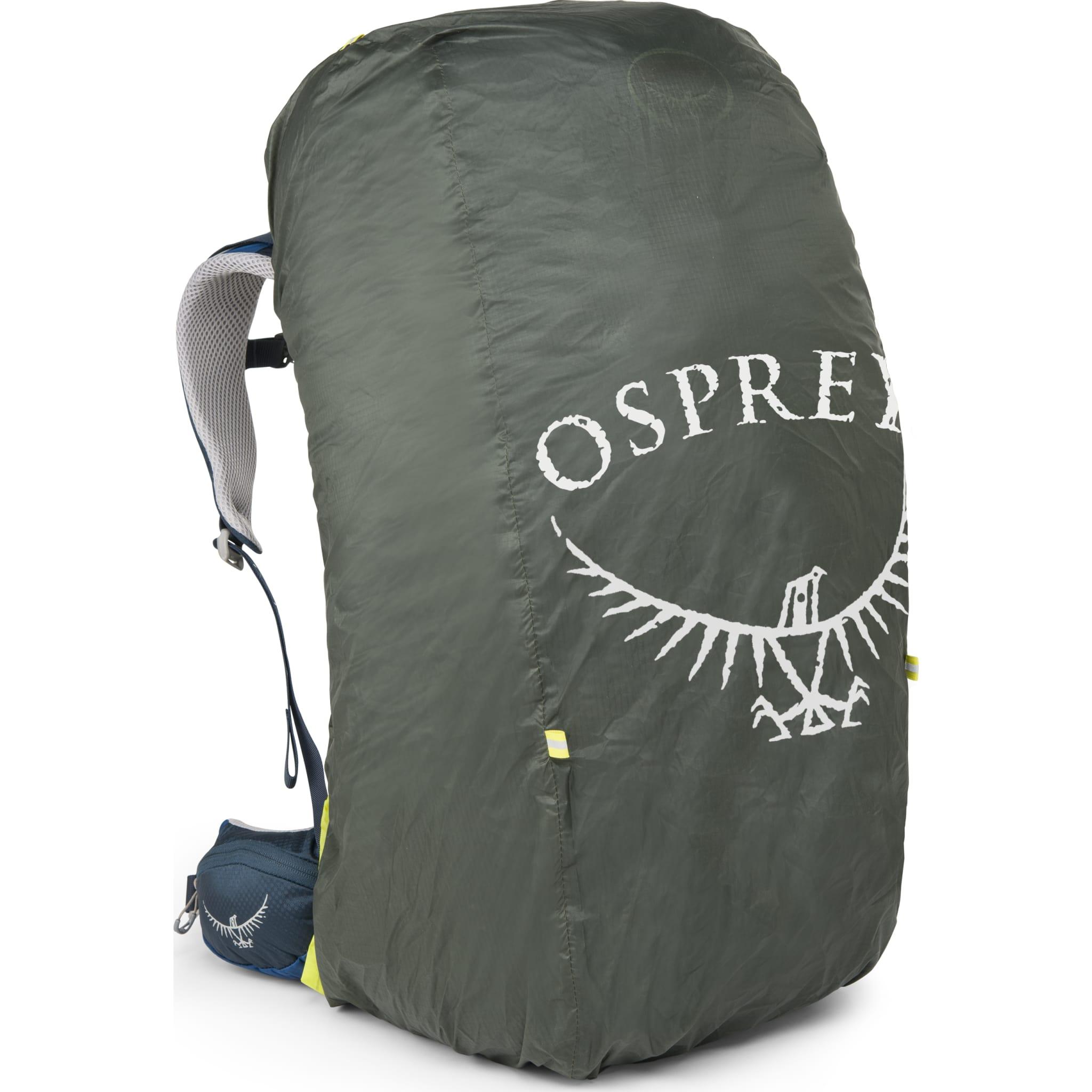 Superlett regntrekk til Osprey-sekker.