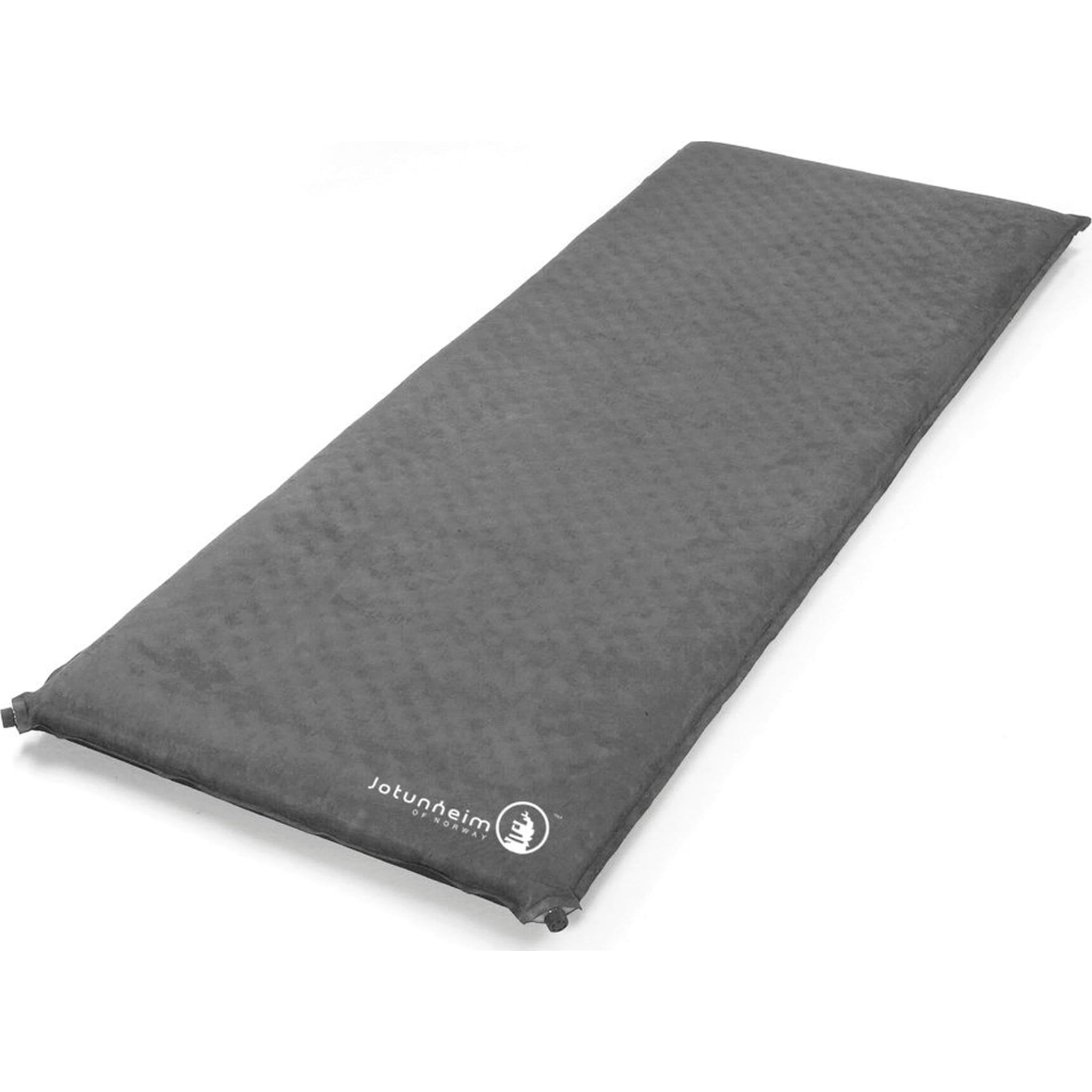 Komfortabelt og selvoppblåsende liggeunderlag