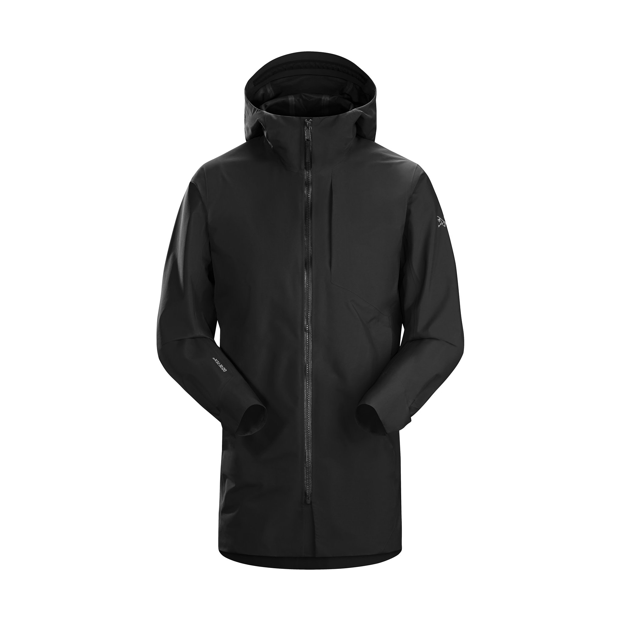 GORE-TEX®-frakk med ren urban estetikk