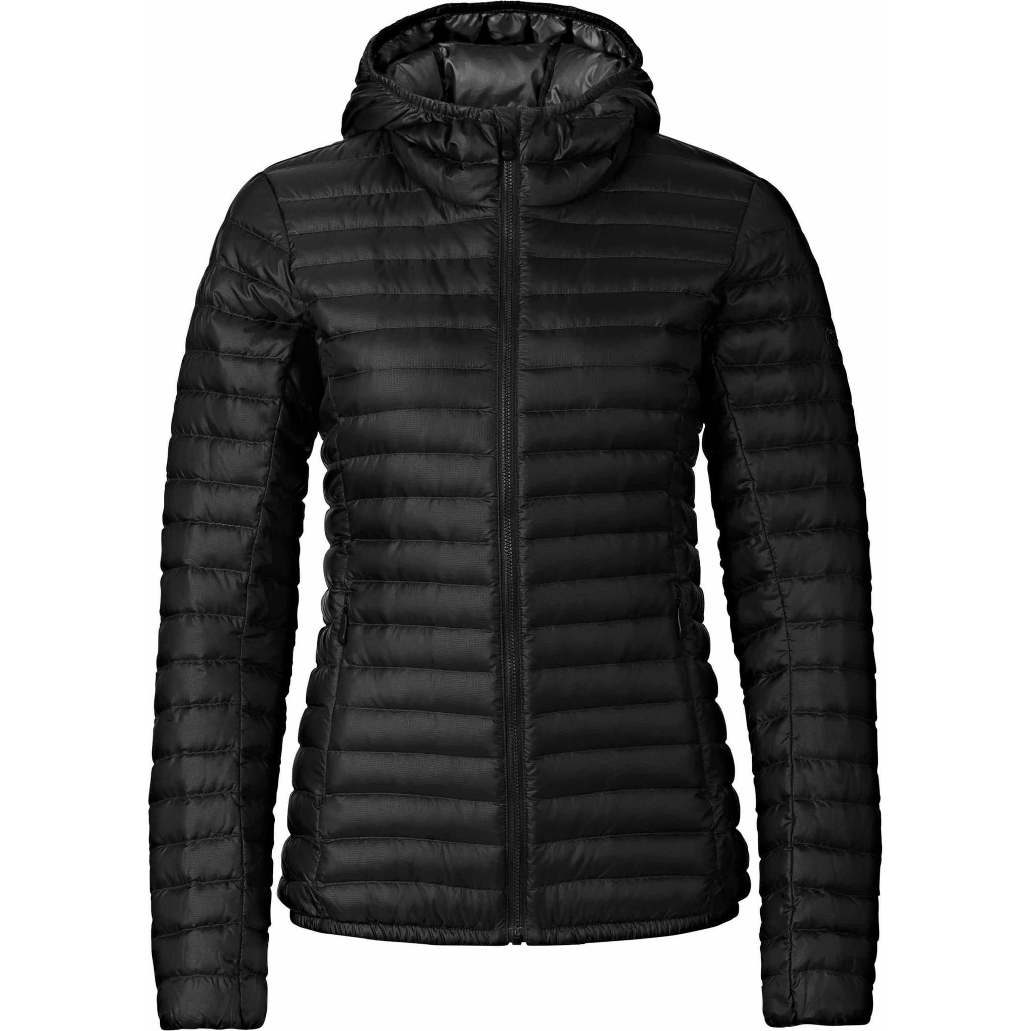 Cypress Hooded Down Jacket W