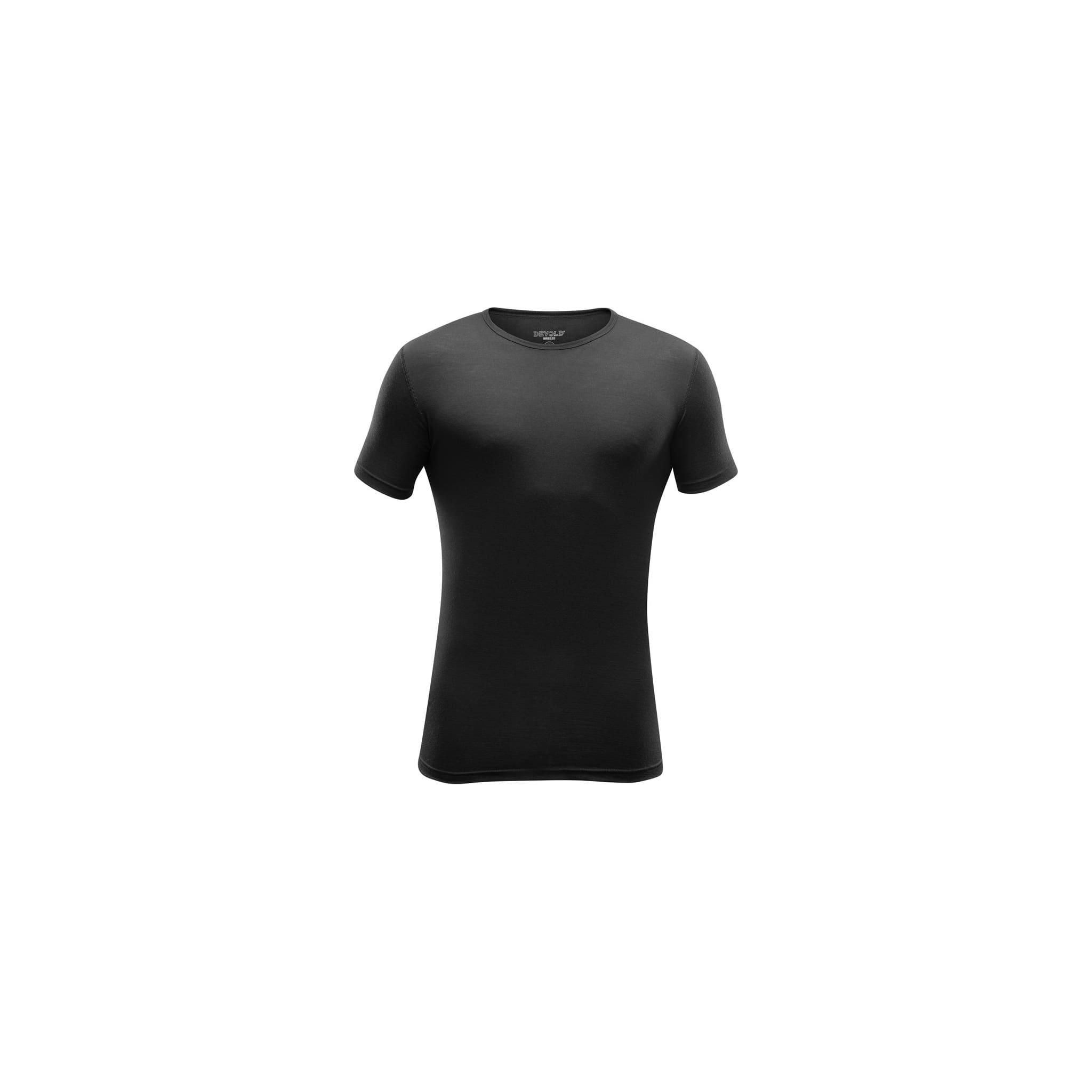 T-skjorte i 100% merinoull