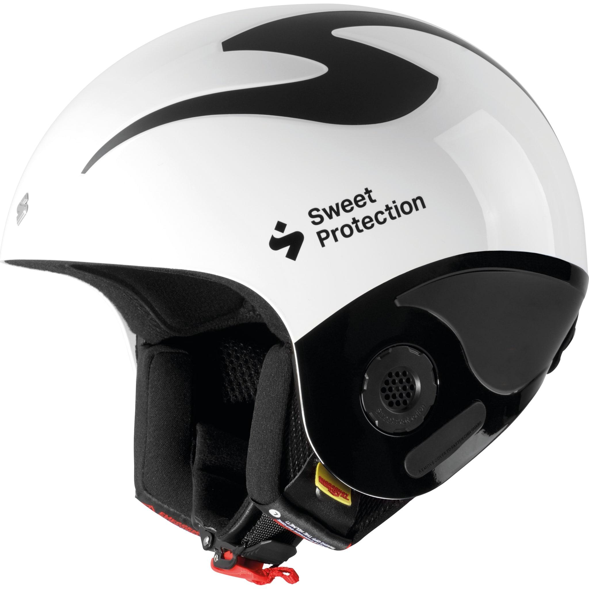 Racing-hjelm tilpasset samtlige disipliner