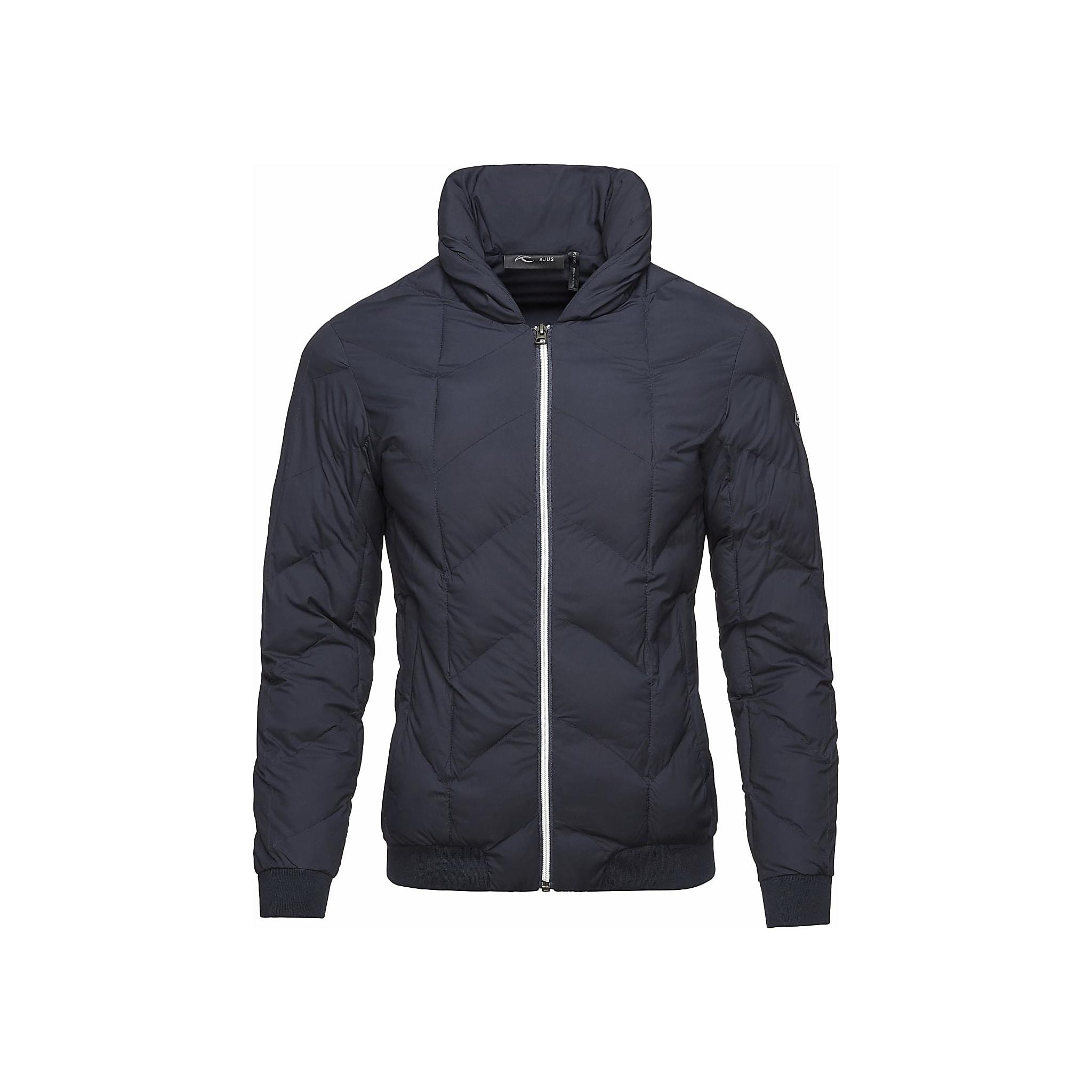 Bomberinspirert jakke i klassisk Kjus komfort og kvalitet