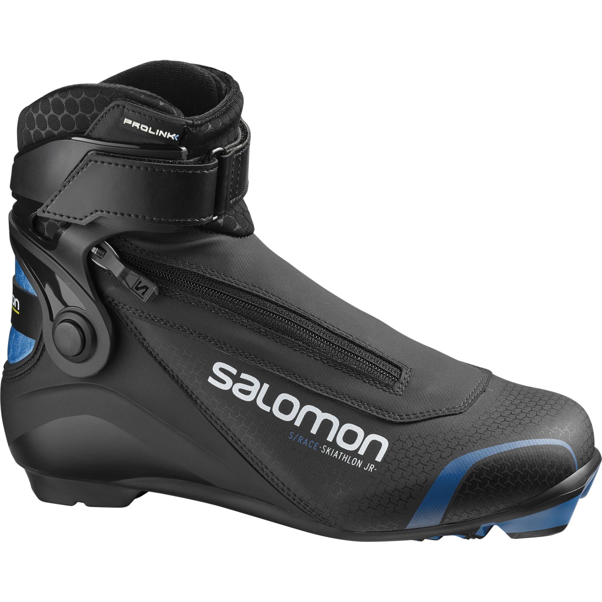 Combi racing-sko til ivrige juniorer