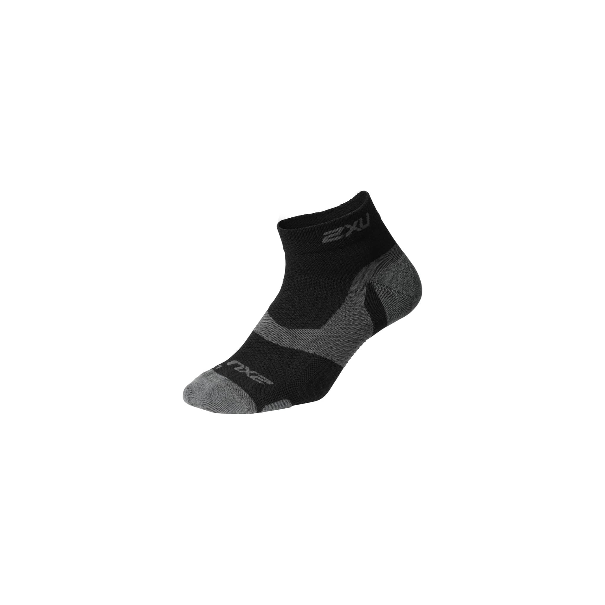 Vectr Merino Light 1/4 Crew Sock