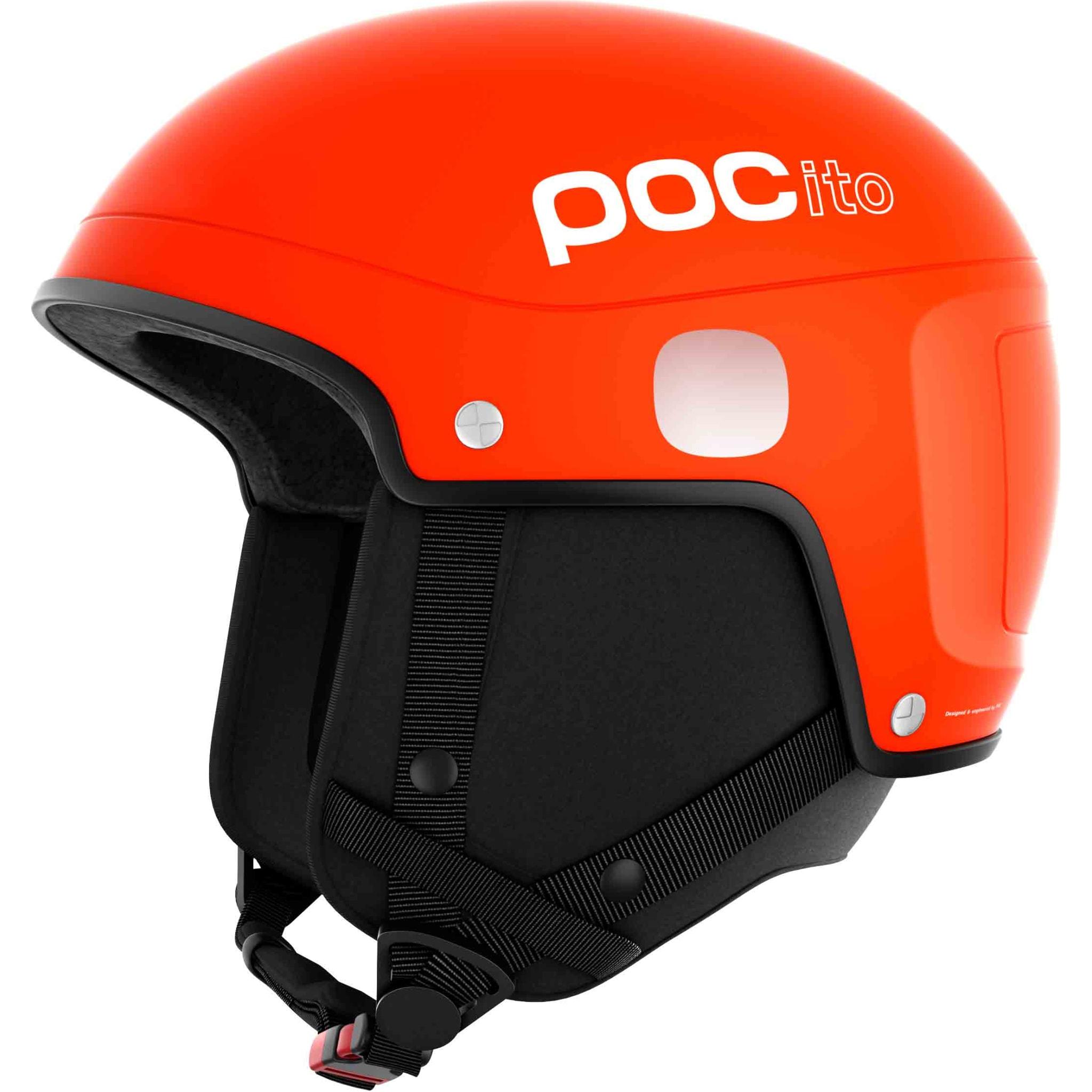 Med amme teknologi som POCs voksne hjelmer