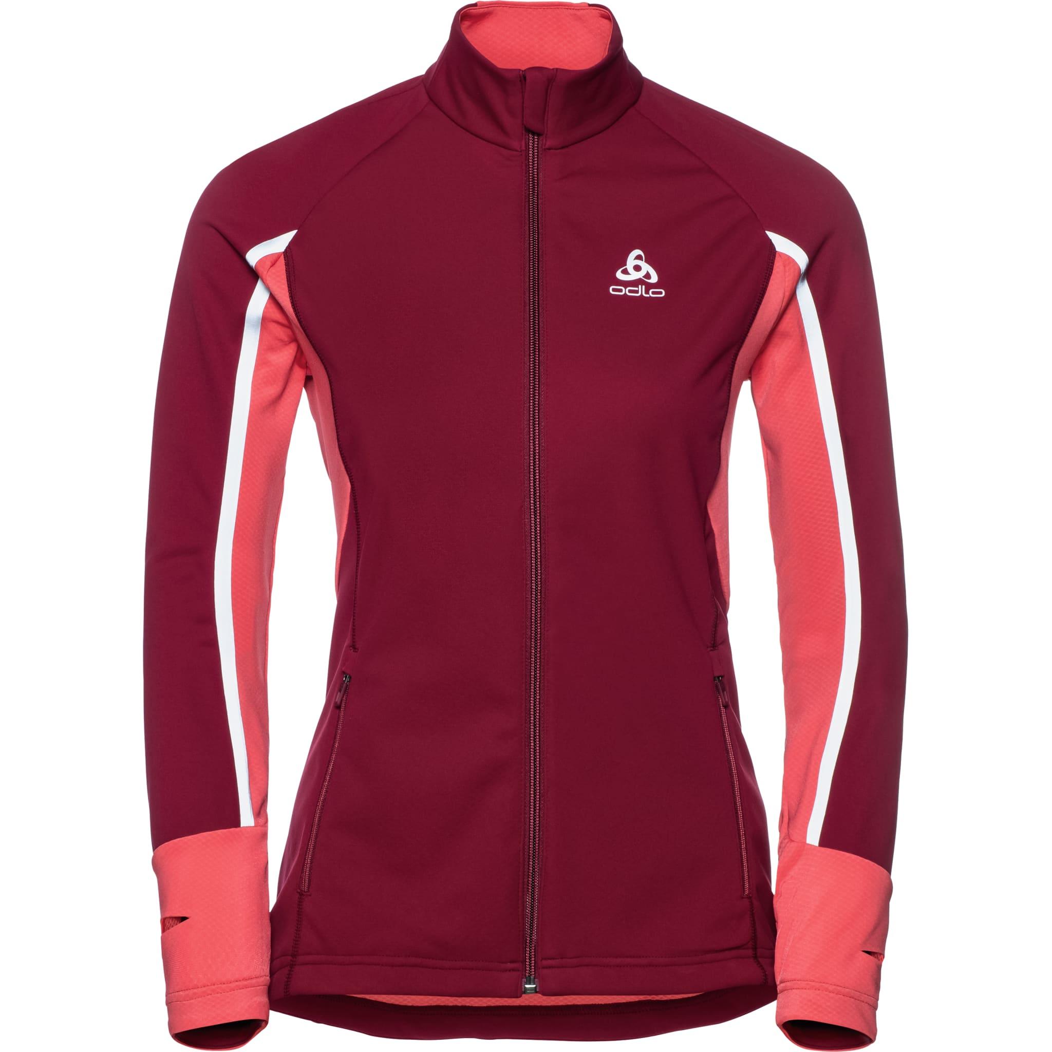 Løft langrennsprestasjonen din med Aeolus Pro Warm-jakken fra Odlo!