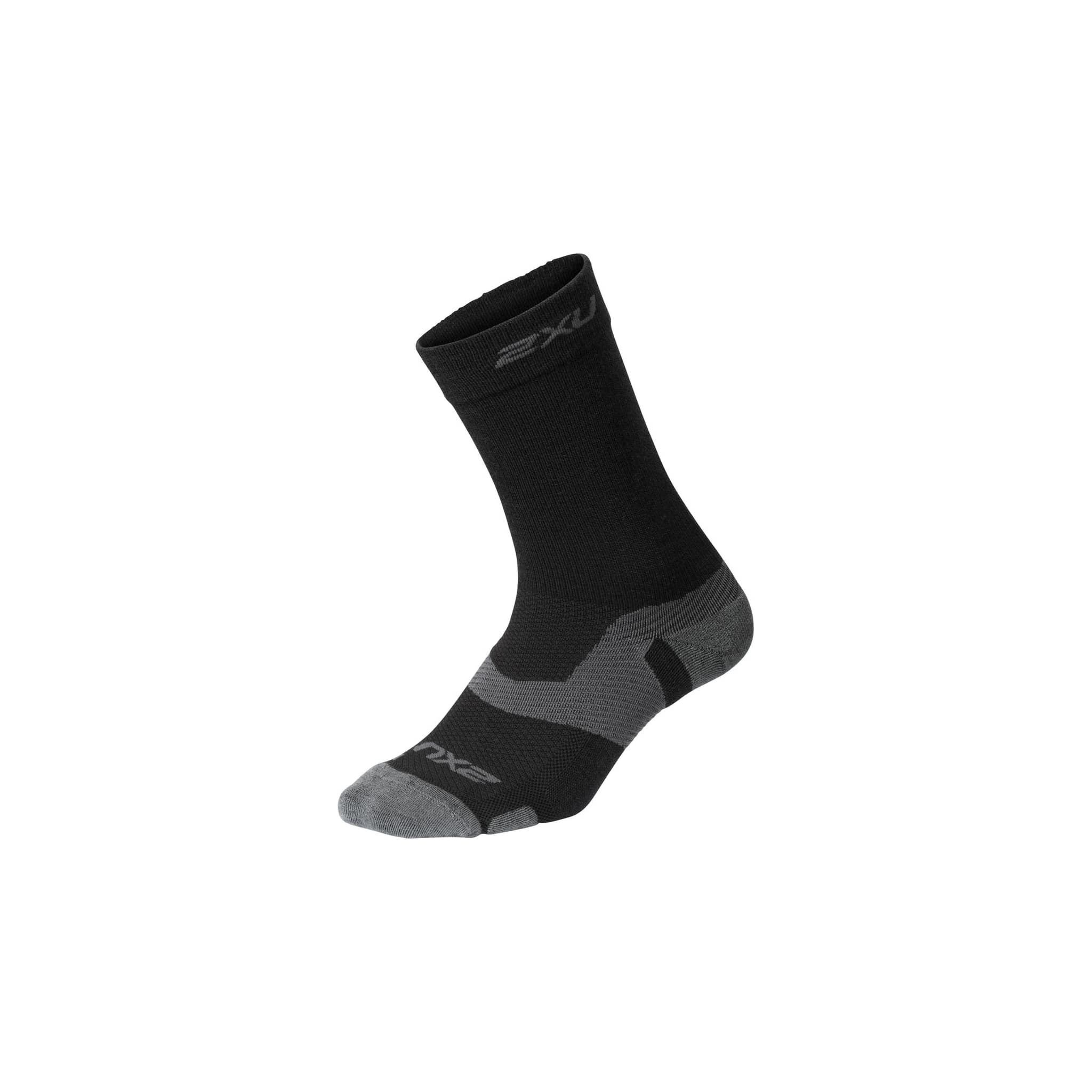 Vectr Merino Light Cushion Crew Sock