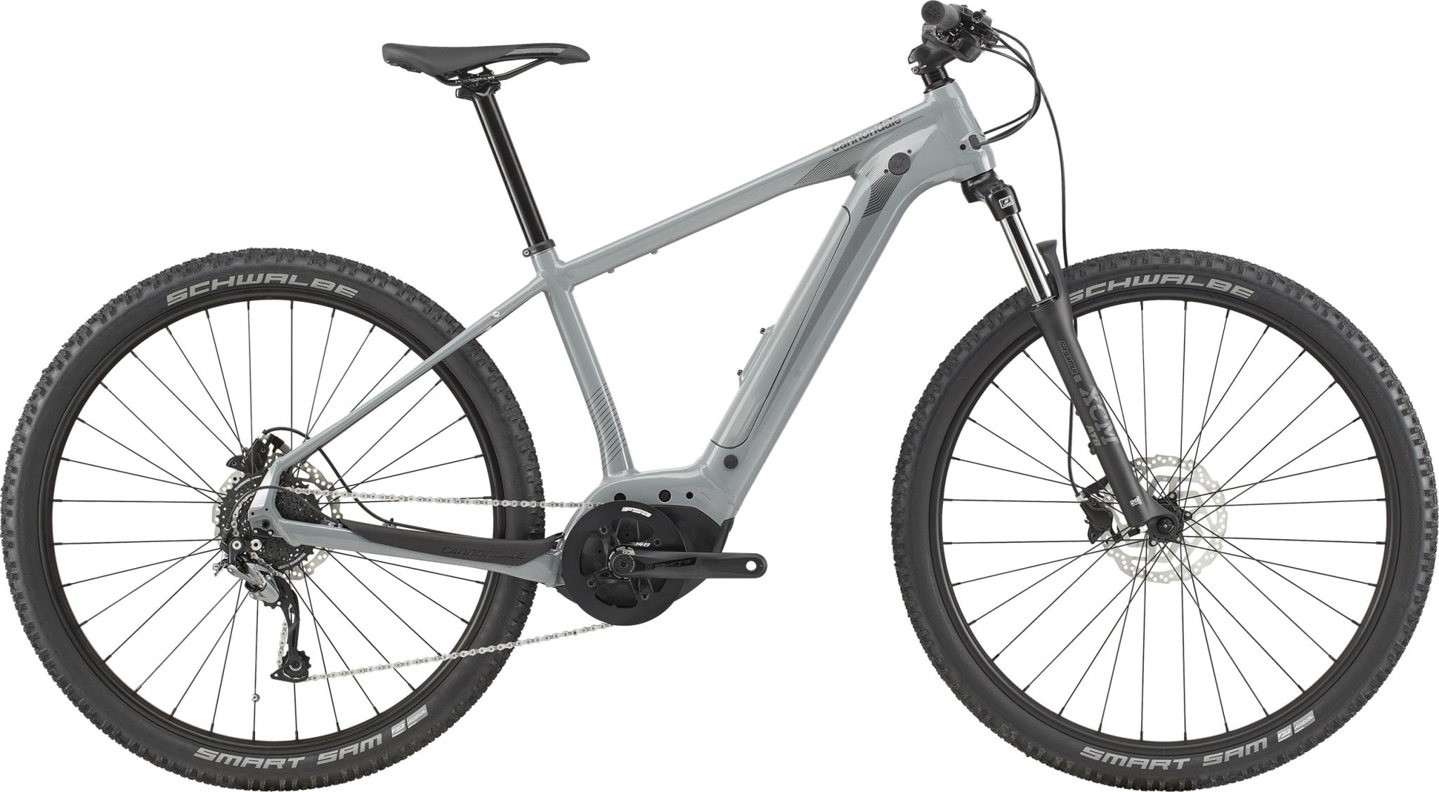 El-sykkel bygget på den populære Trail-modellen
