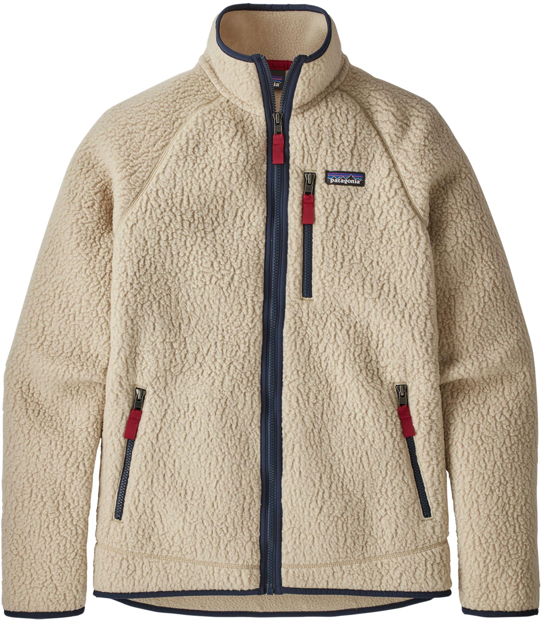 Romslig, klassisk og svært komfortabel fleece