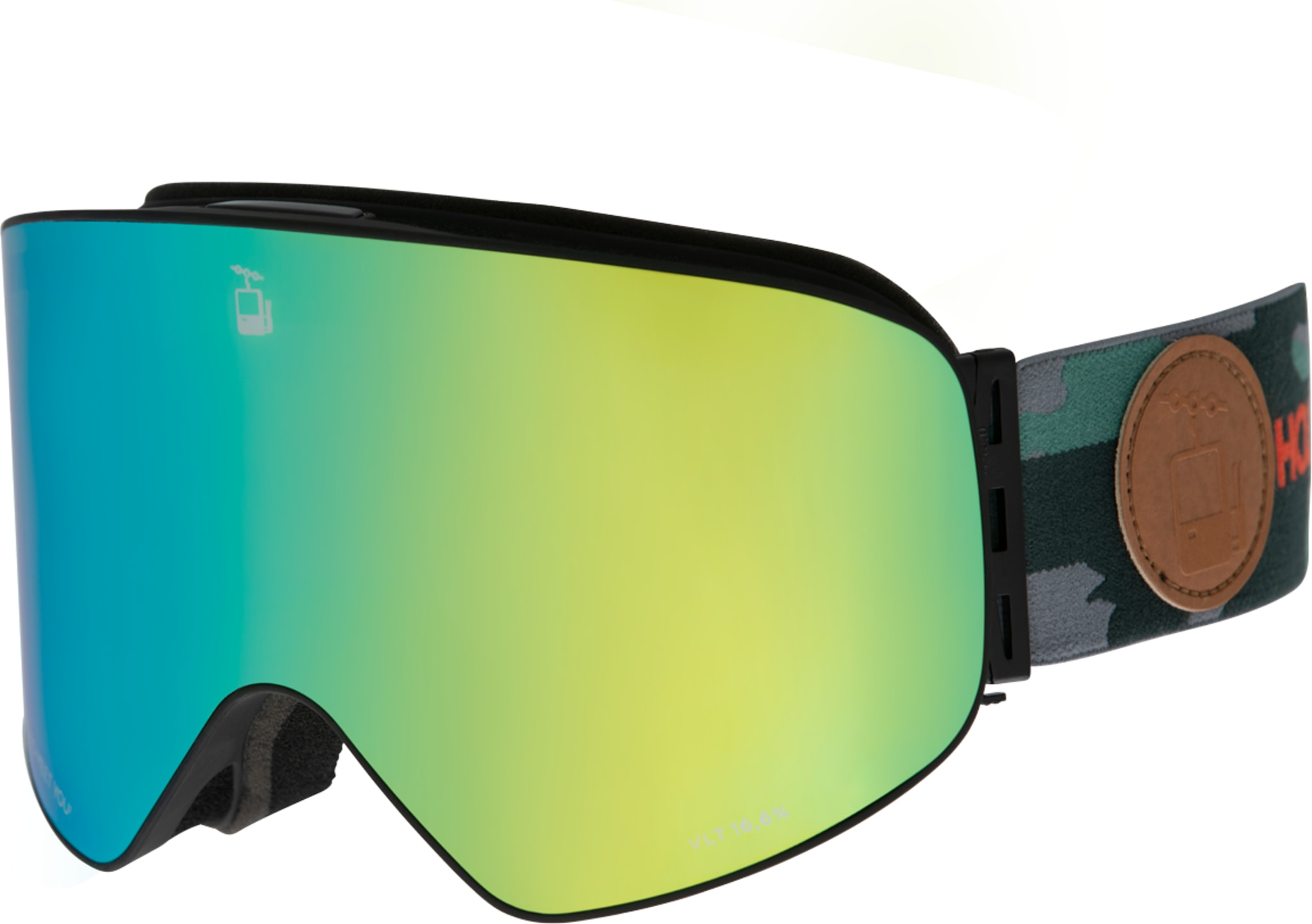 Outlaw Goggles Premium pack