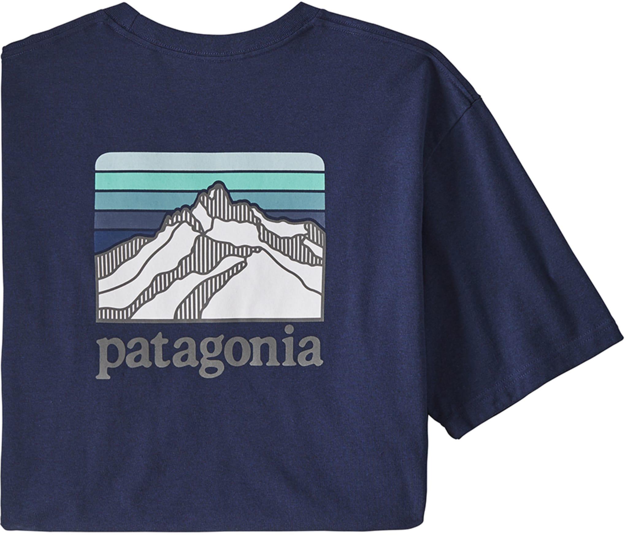 T-skjorte laget av plastflaske- og bomullsrester