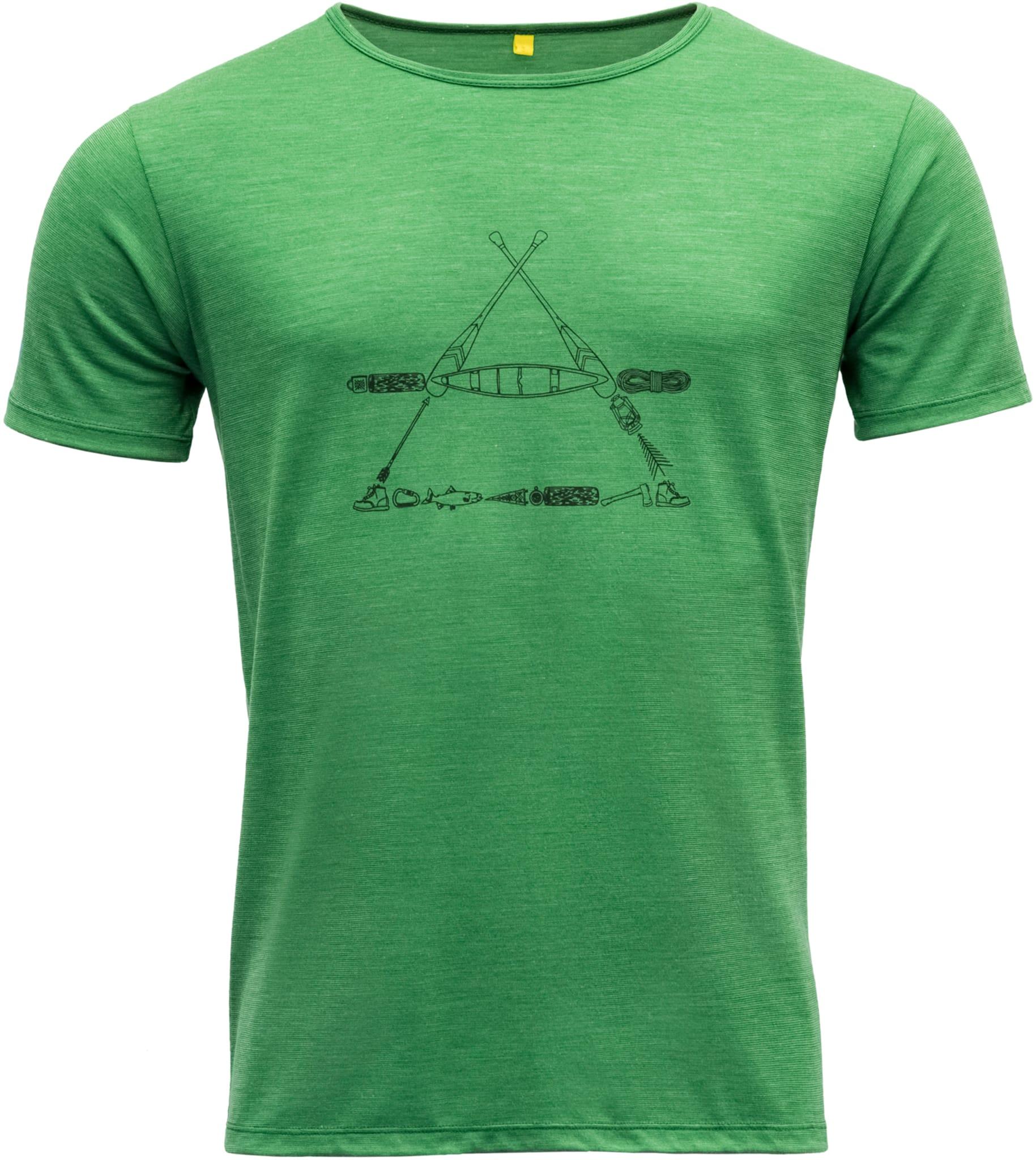 Behagelig og ultralett hverdags T-skjorte