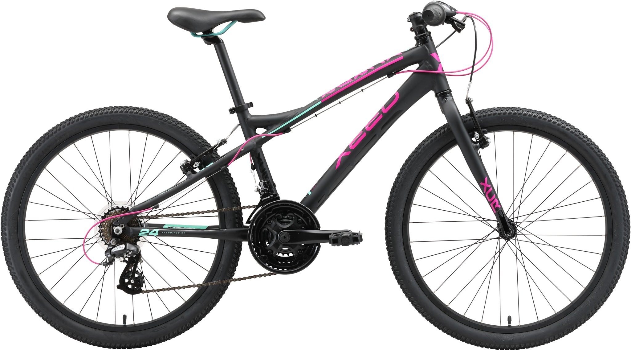 "XC R Jr Lite 24"" Mix"