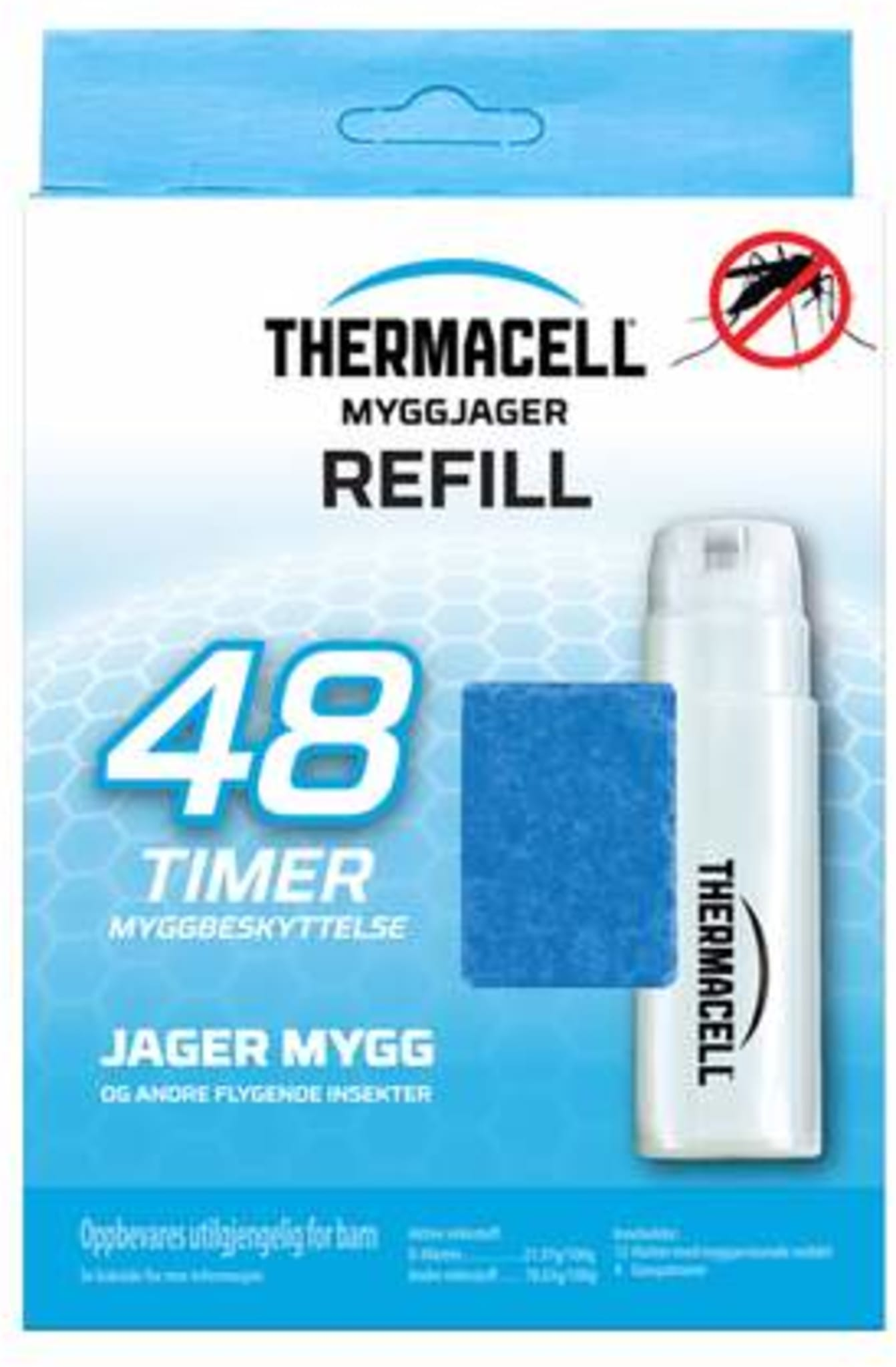 Thermacell Refill R4 - 4-pk