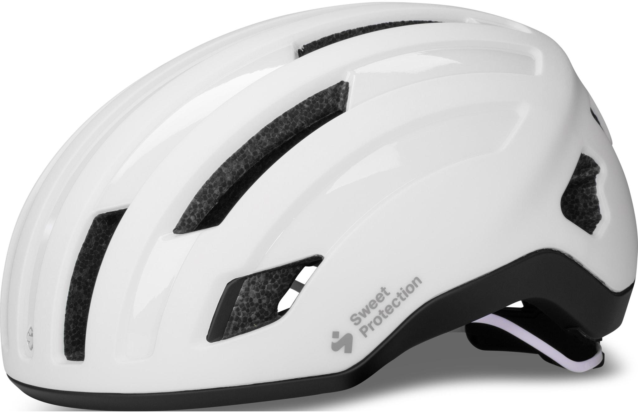 En allsidig hjelm for alle typer sykling på veien