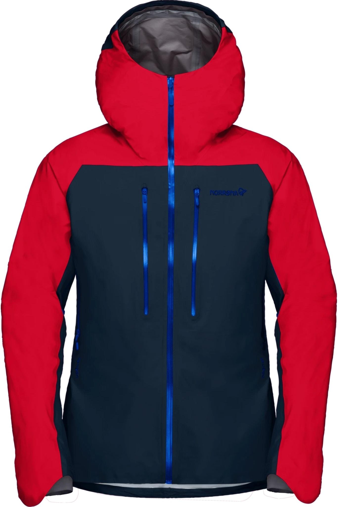 Teknisk jakke som gjør alt litt lettere for deg i fjellet