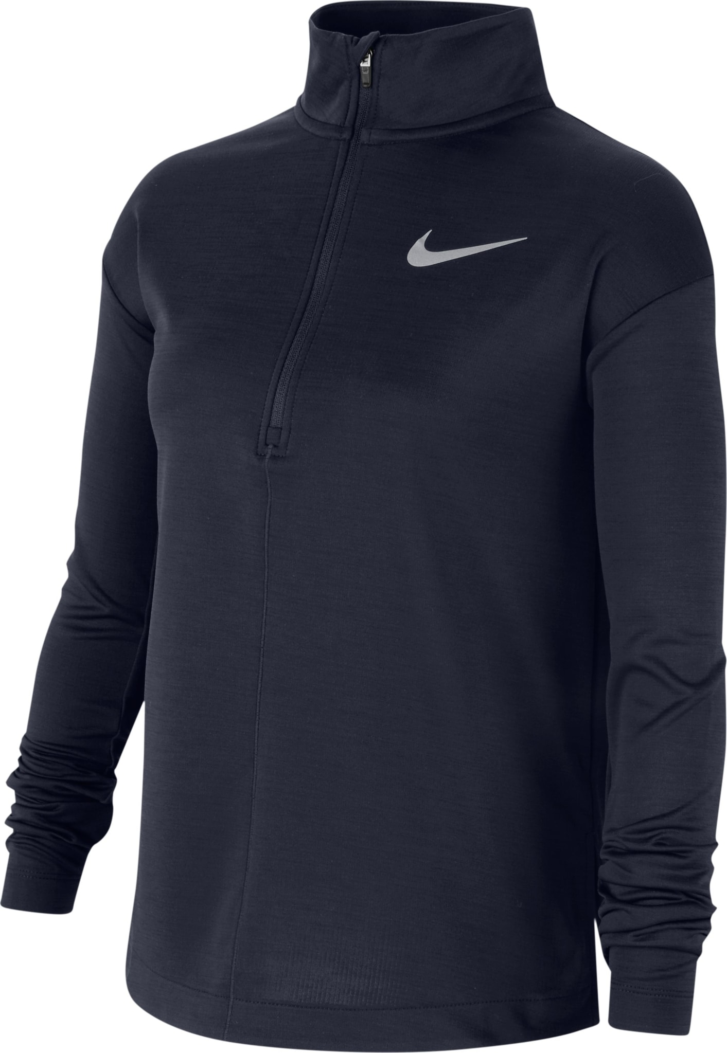 Nike Big Kids' (Girls') Run 1/2-Zip