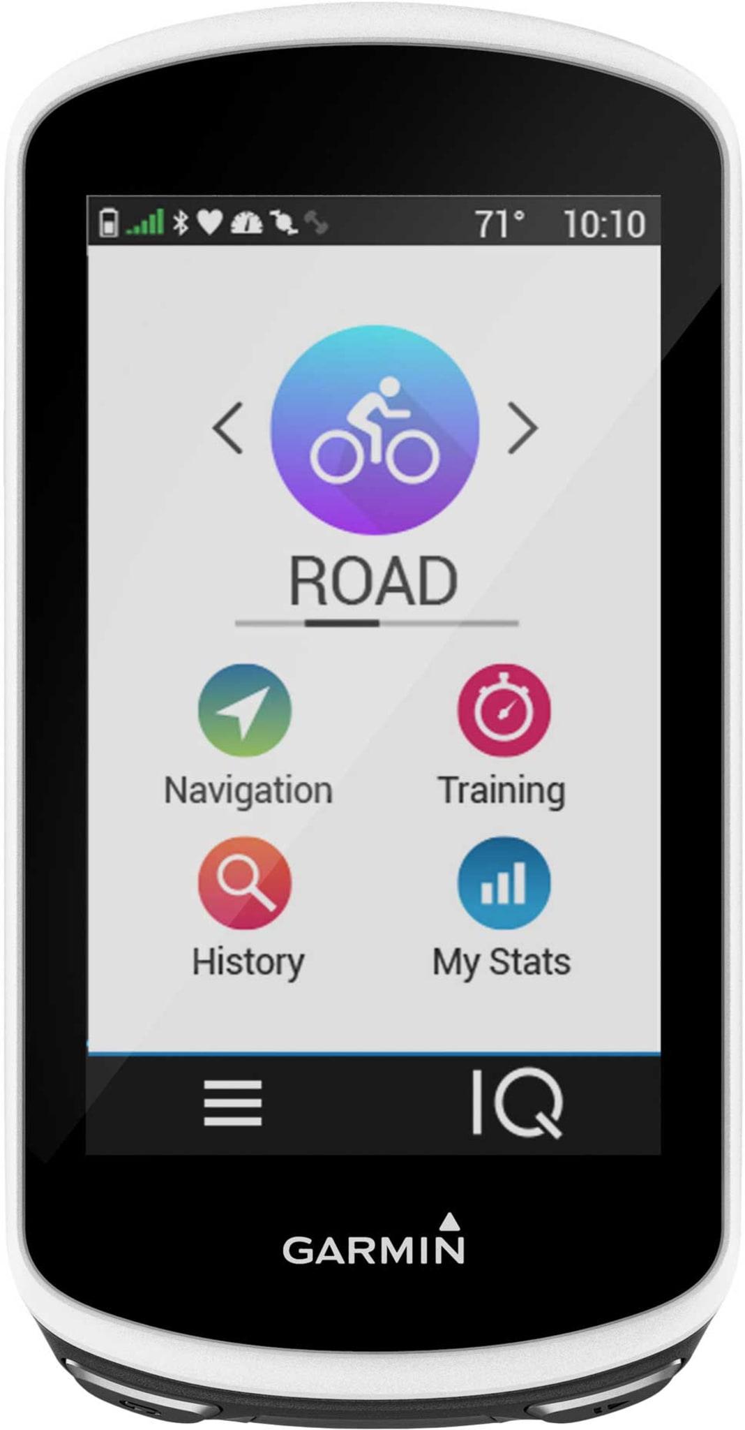Den ultimate GPS-sykkelcomputeren med navigasjon og smarttelefontilkobling