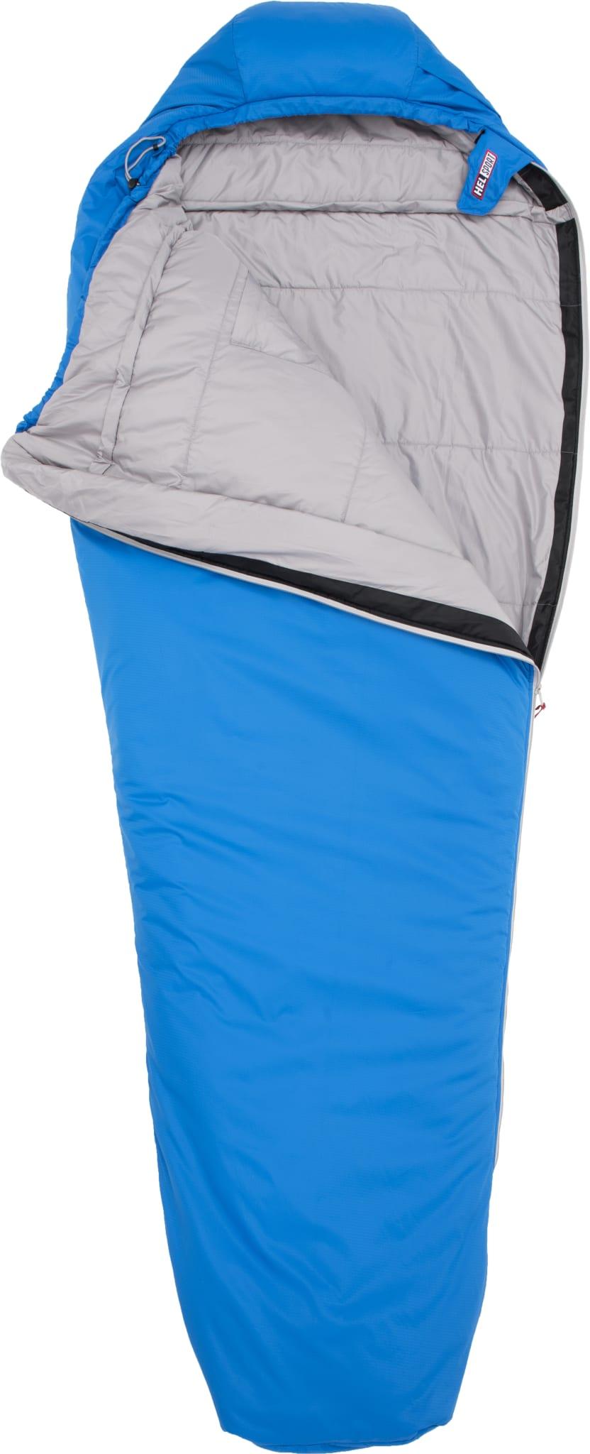 Lett og kompakt sovepose for turer vår og sommer
