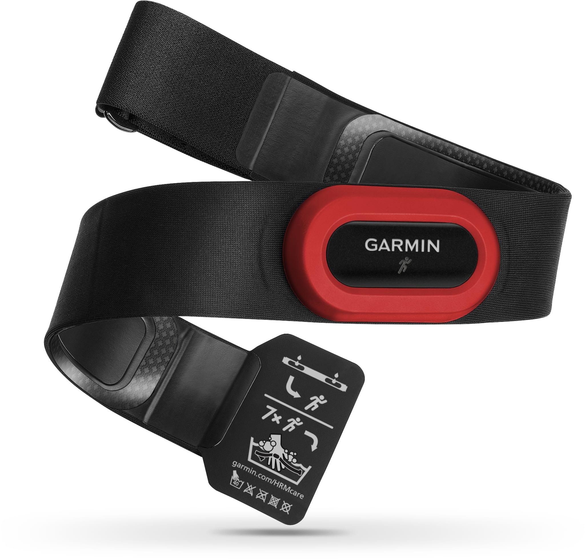 Avansert løpemåler og pulsbelte fra Garmin