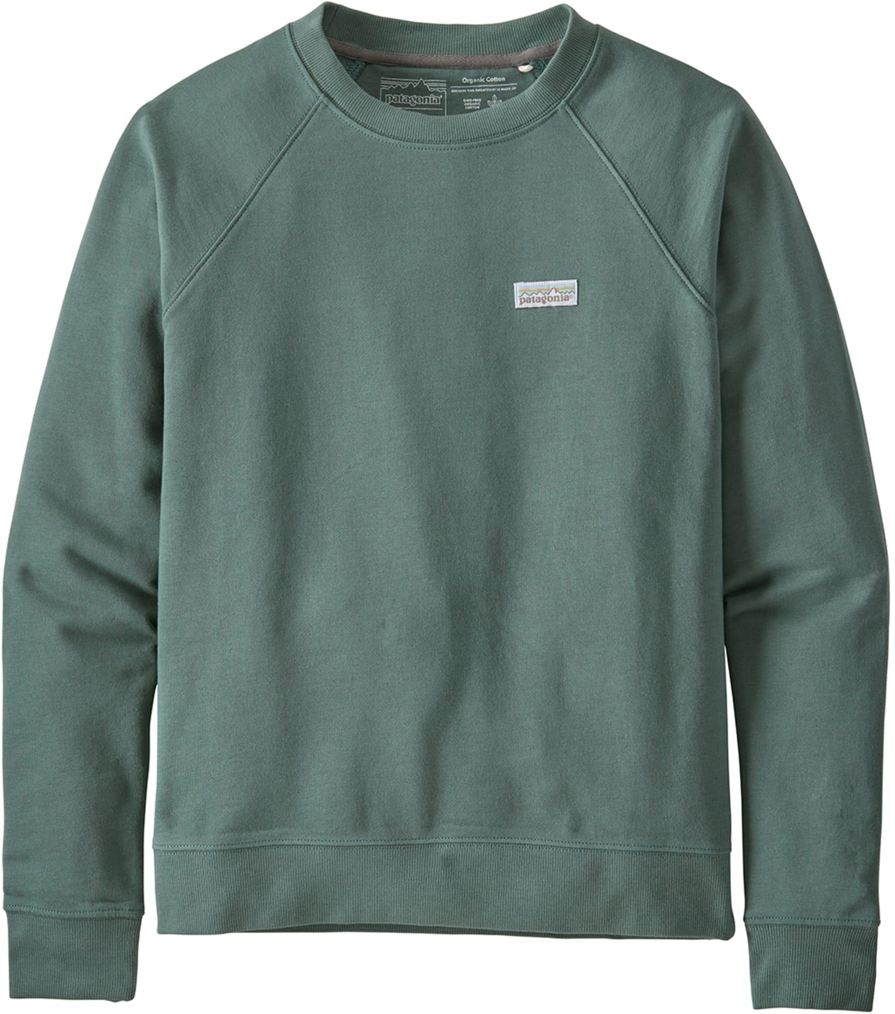 Pastel P-6 Label Organic Cotton Crew Sweatshirt W