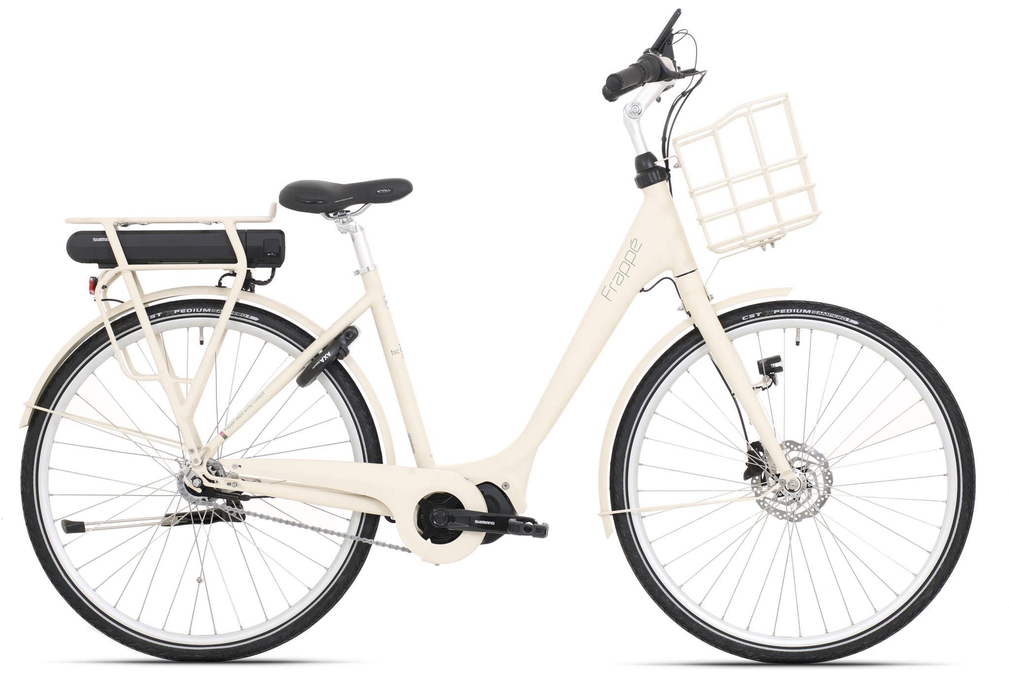 Moderne versjon av den klassiske bysykkelen