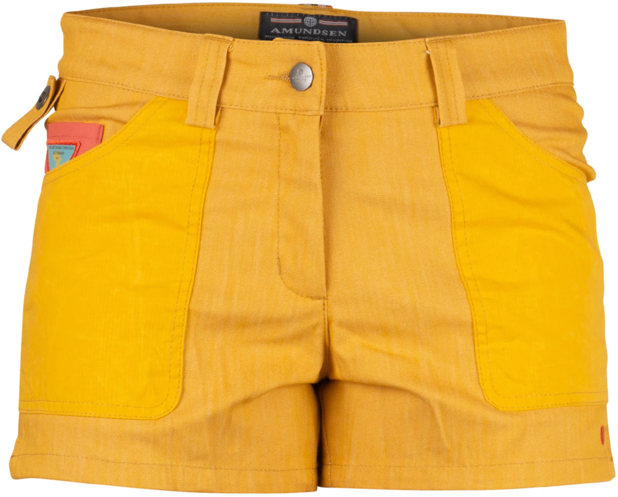 4Incher Denim Shorts W