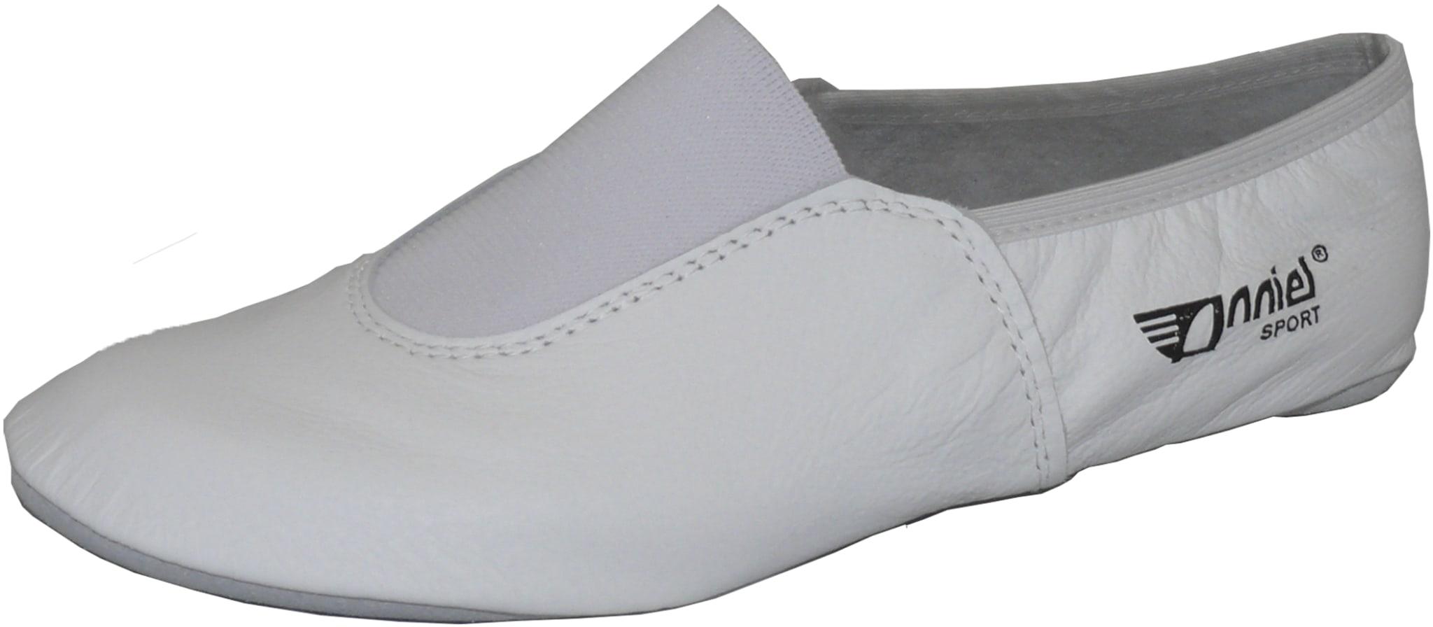 Gymsokker i skinn, med skikkelig kvalitet og komfort.