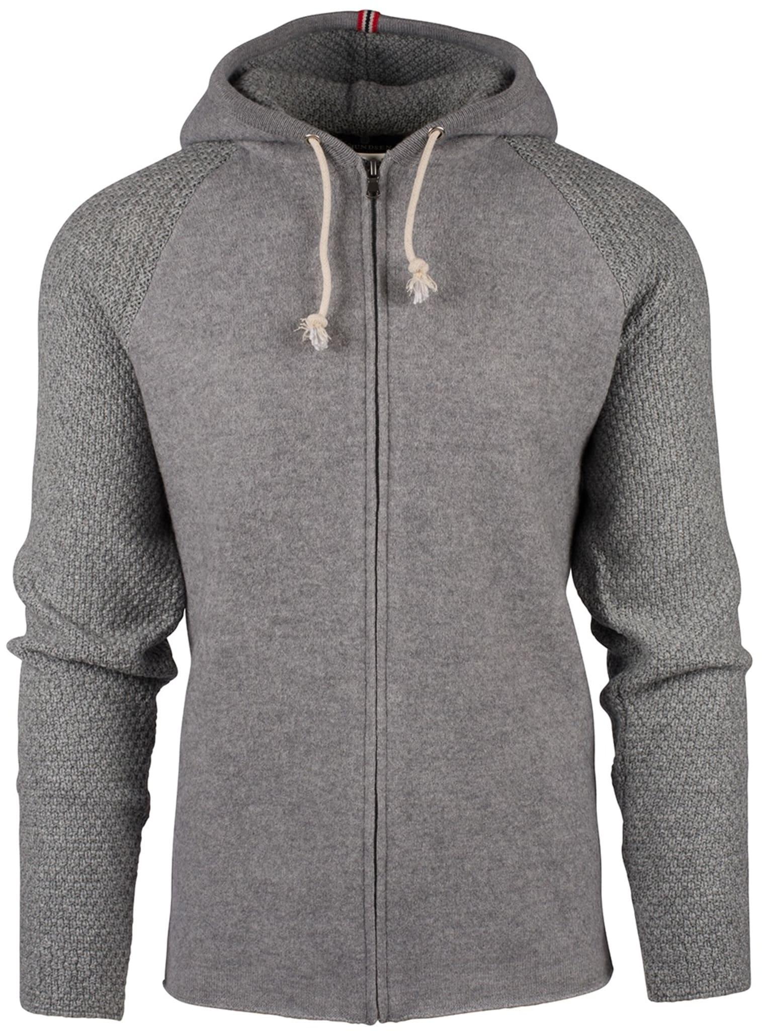 Boiled Hooded Jacket M