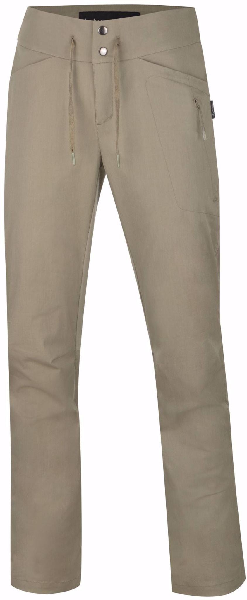 Turbukse med smal passform og stretchpaneler